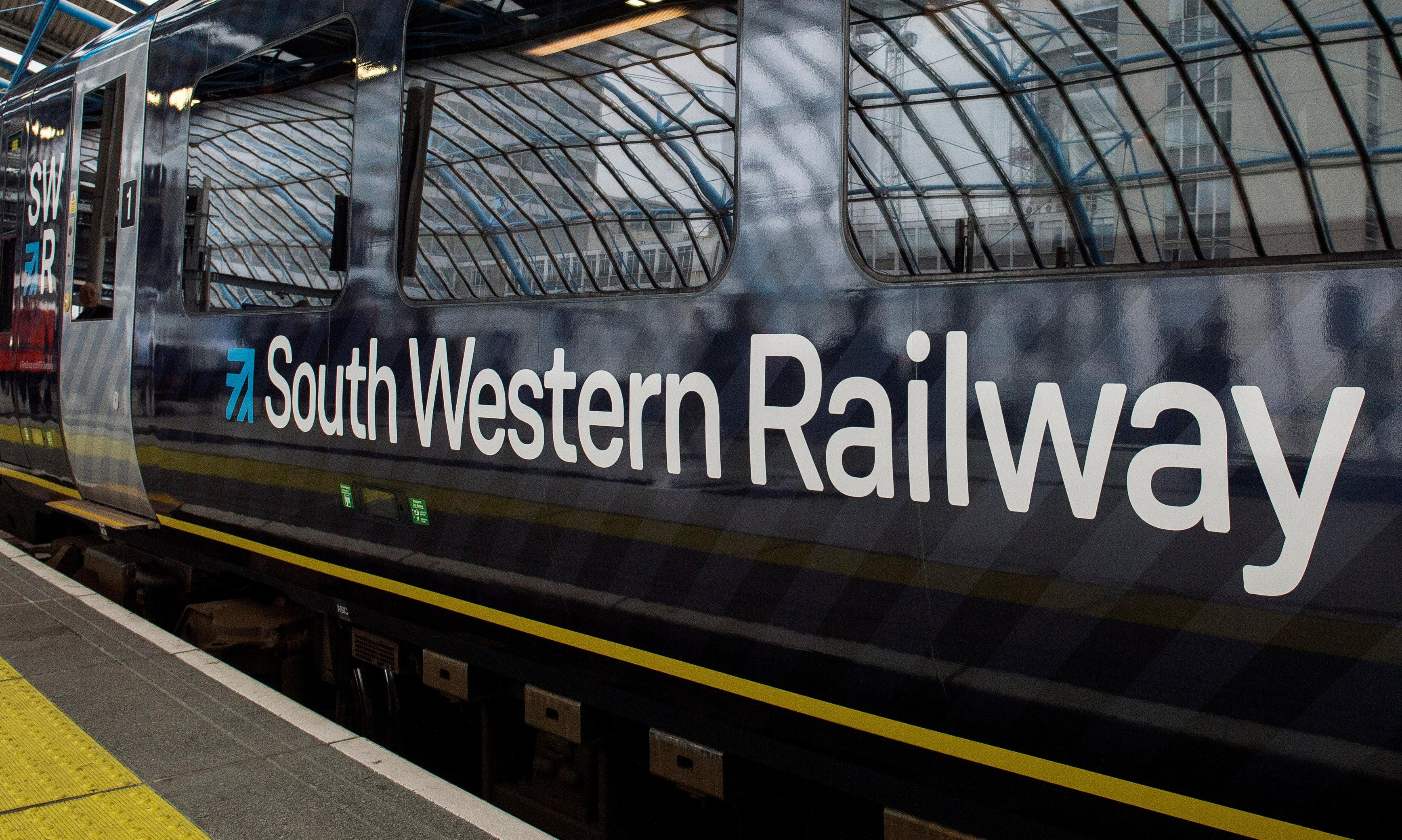 South Western rail staff confirm Christmas period strike action