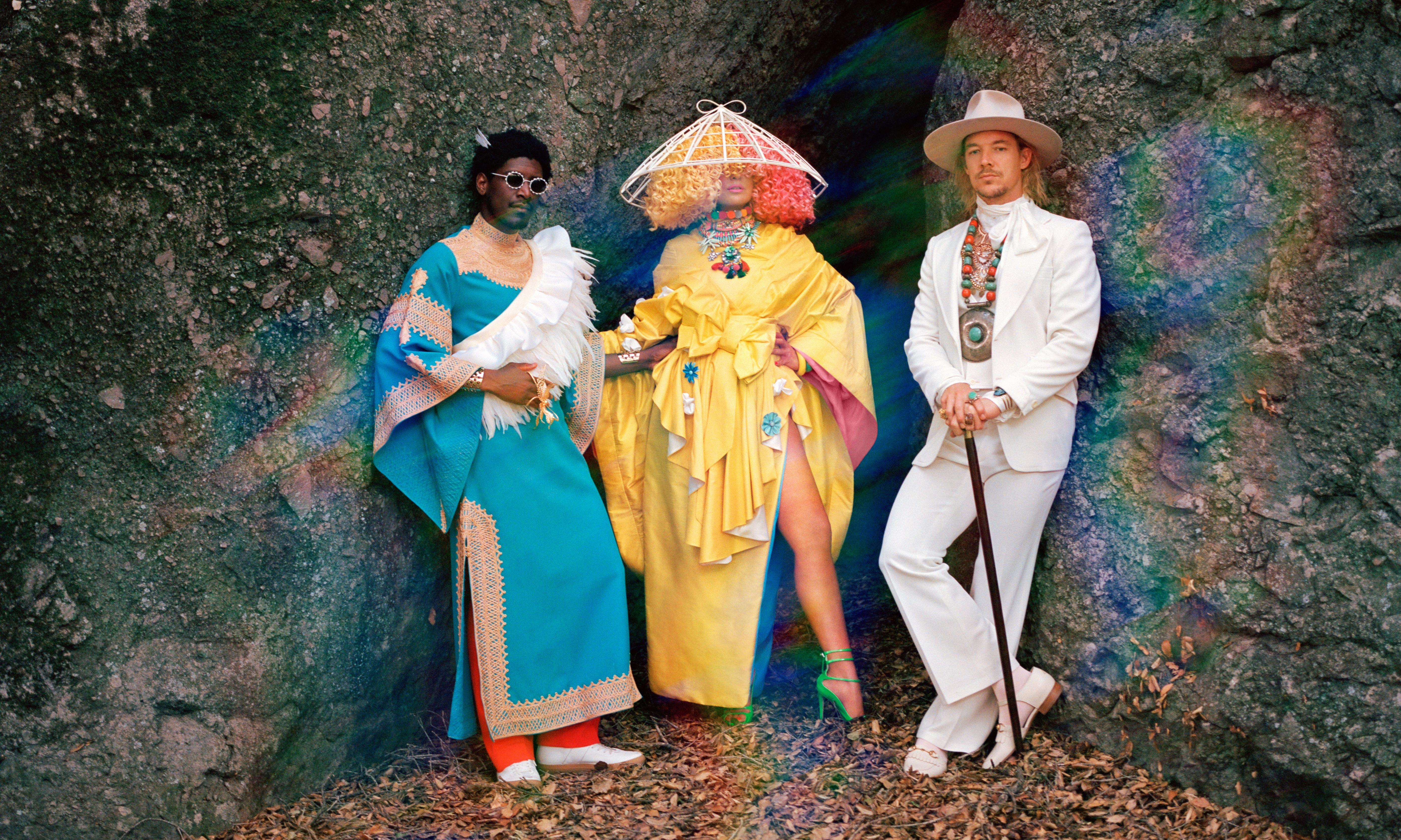 Labrinth, Sia and Diplo Present… LSD review – streaming supergroup underwhelm