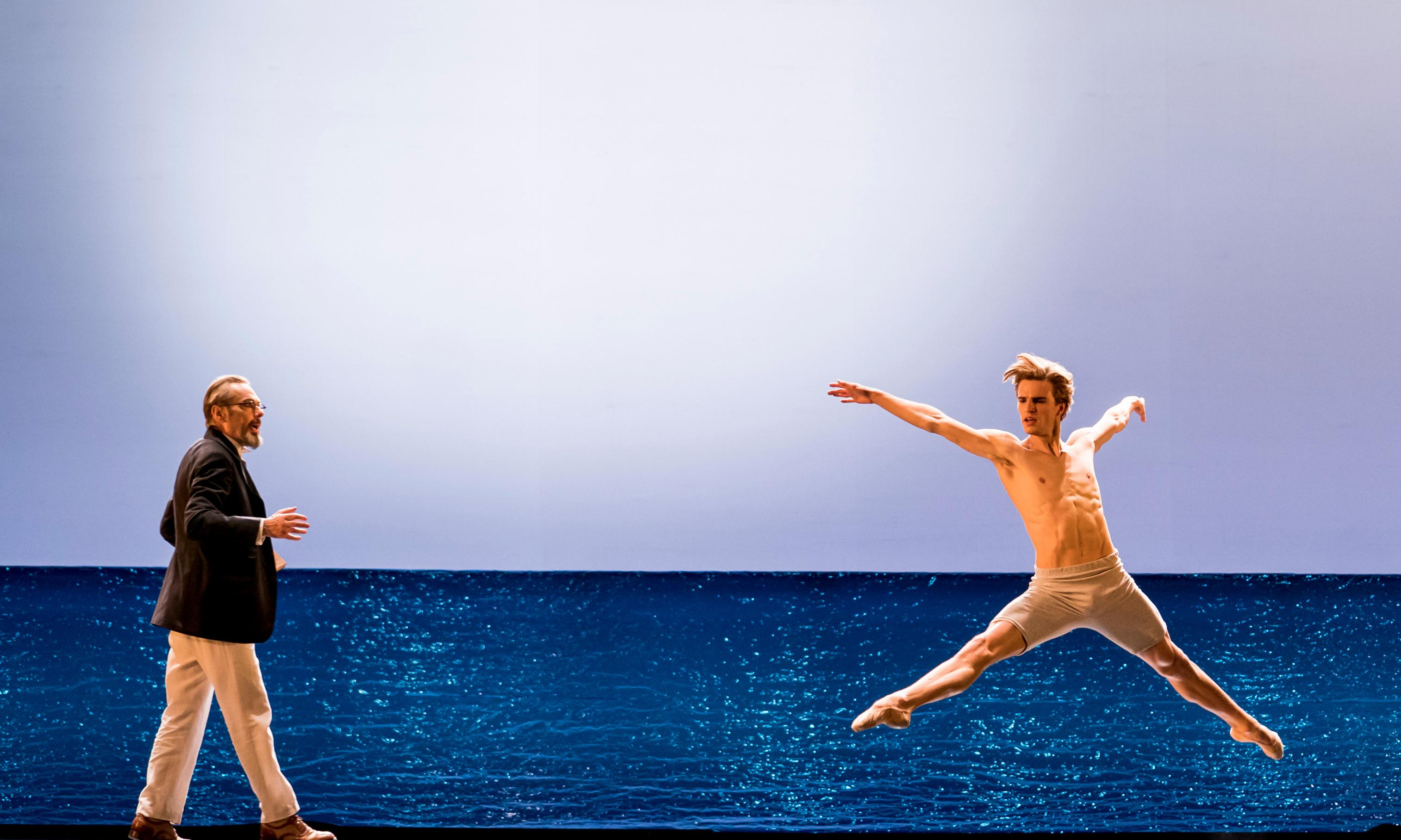 Death in Venice review – Britten's opera dazzles and glows