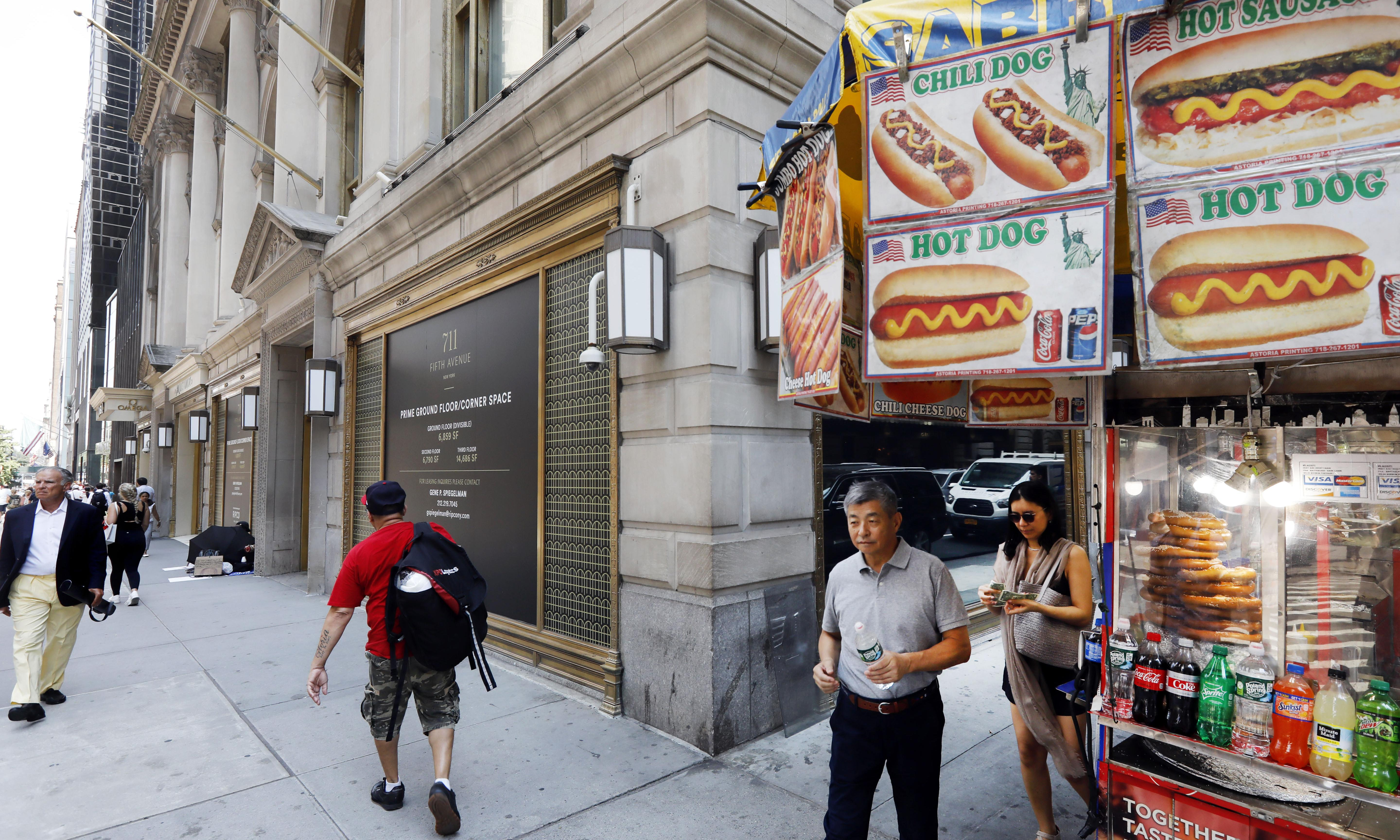 In the retail crisis, the shutters are coming down even in New York