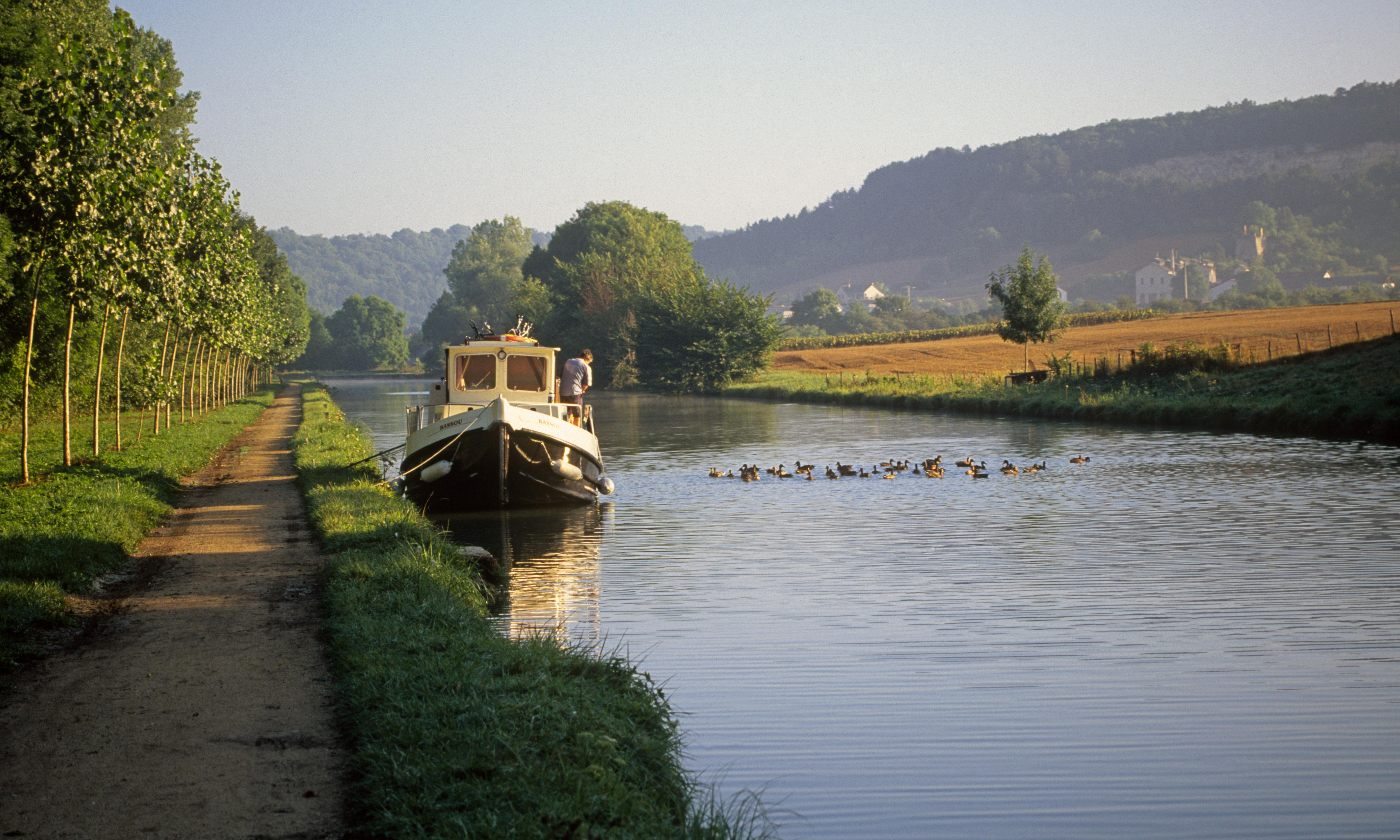 Canal and river boat holidays in Europe: readers' travel tips
