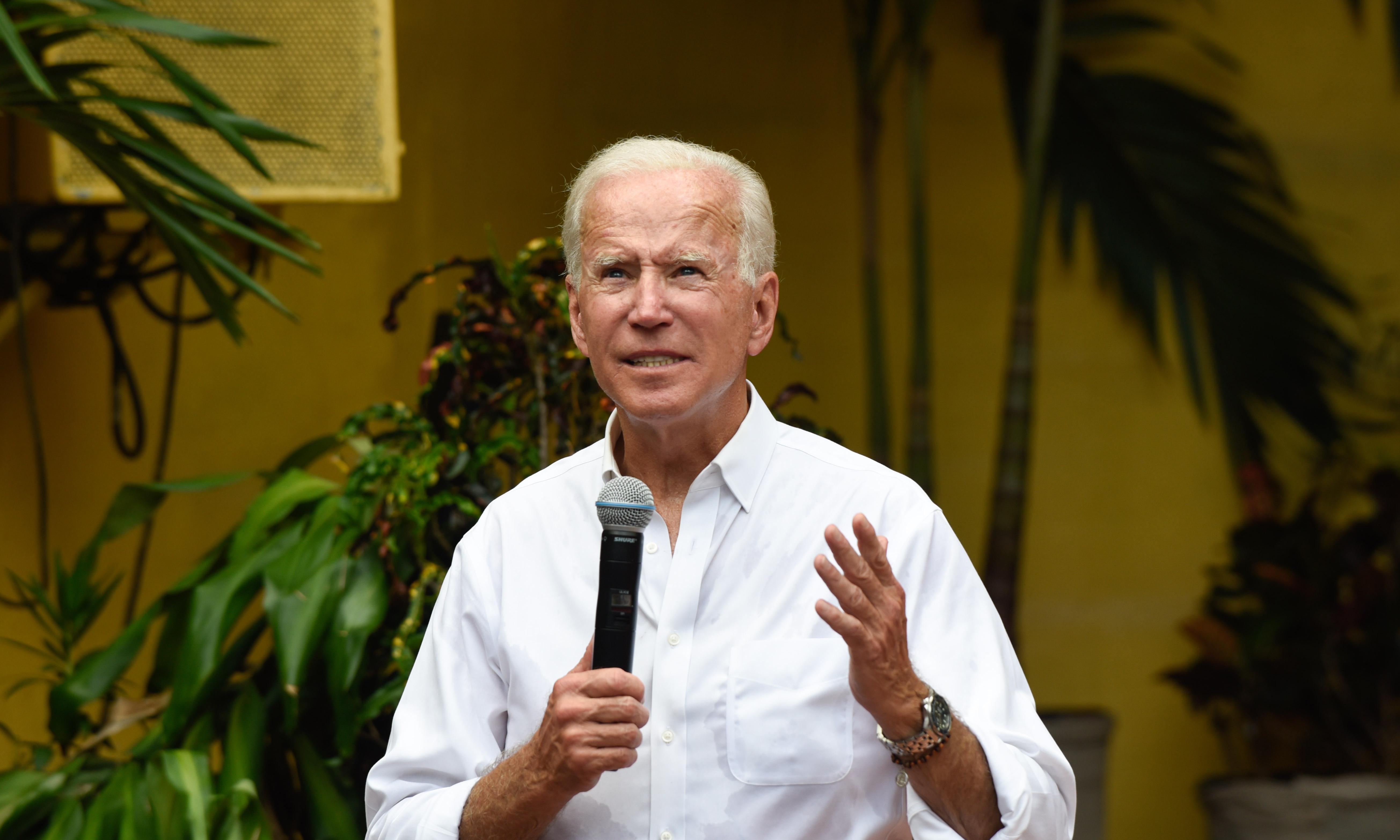 Democrats have long blamed 'culture' for black poverty. Joe Biden is no exception