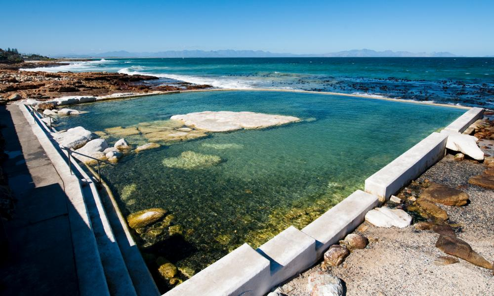 Dalebrook tidal pool, Kalk Bay