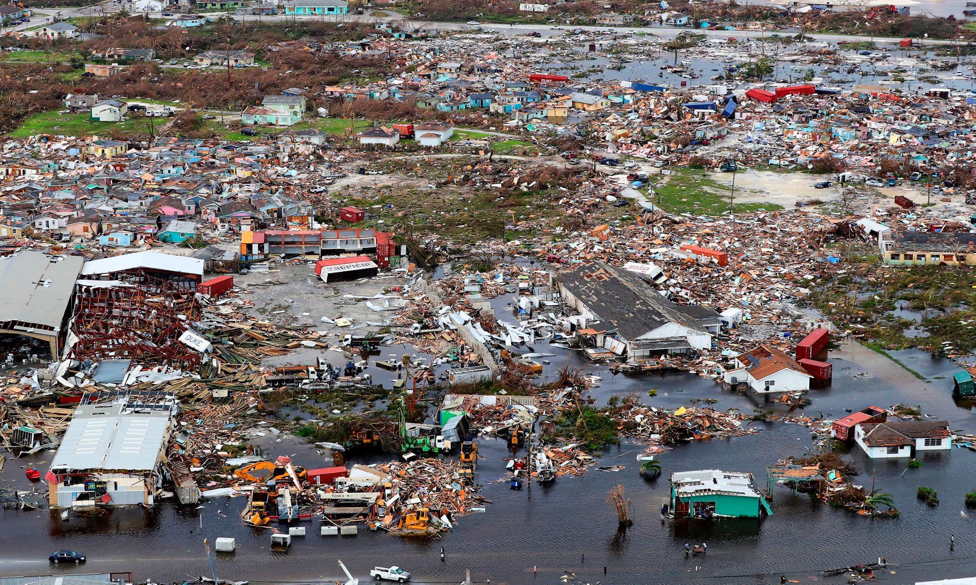 US briefing: Hurricane death toll rises, Johnson cornered and Democrat debate
