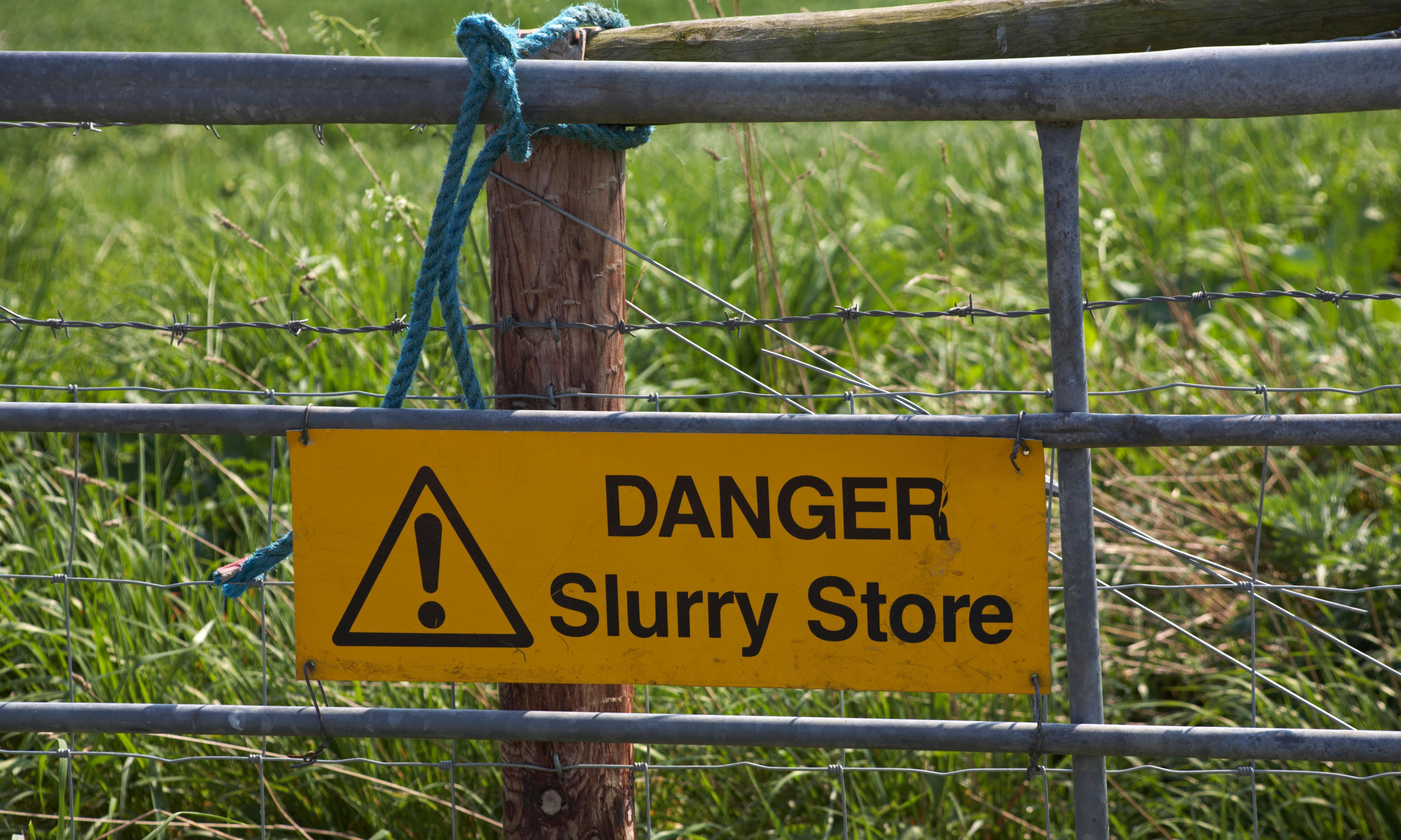 Testing reveals ammonia pollutant hotspots at UK farms