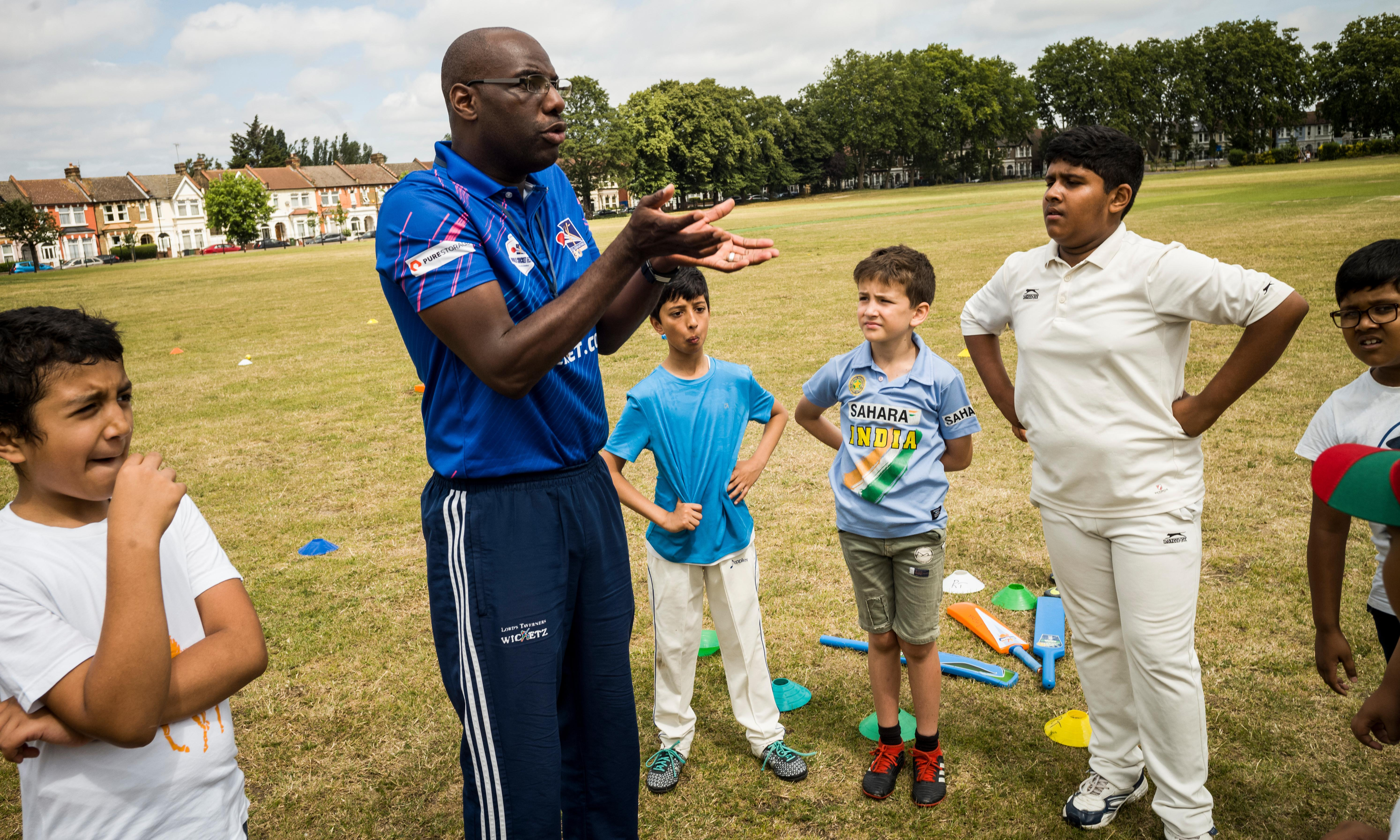 Beyond boundaries: English cricket takes its integration test