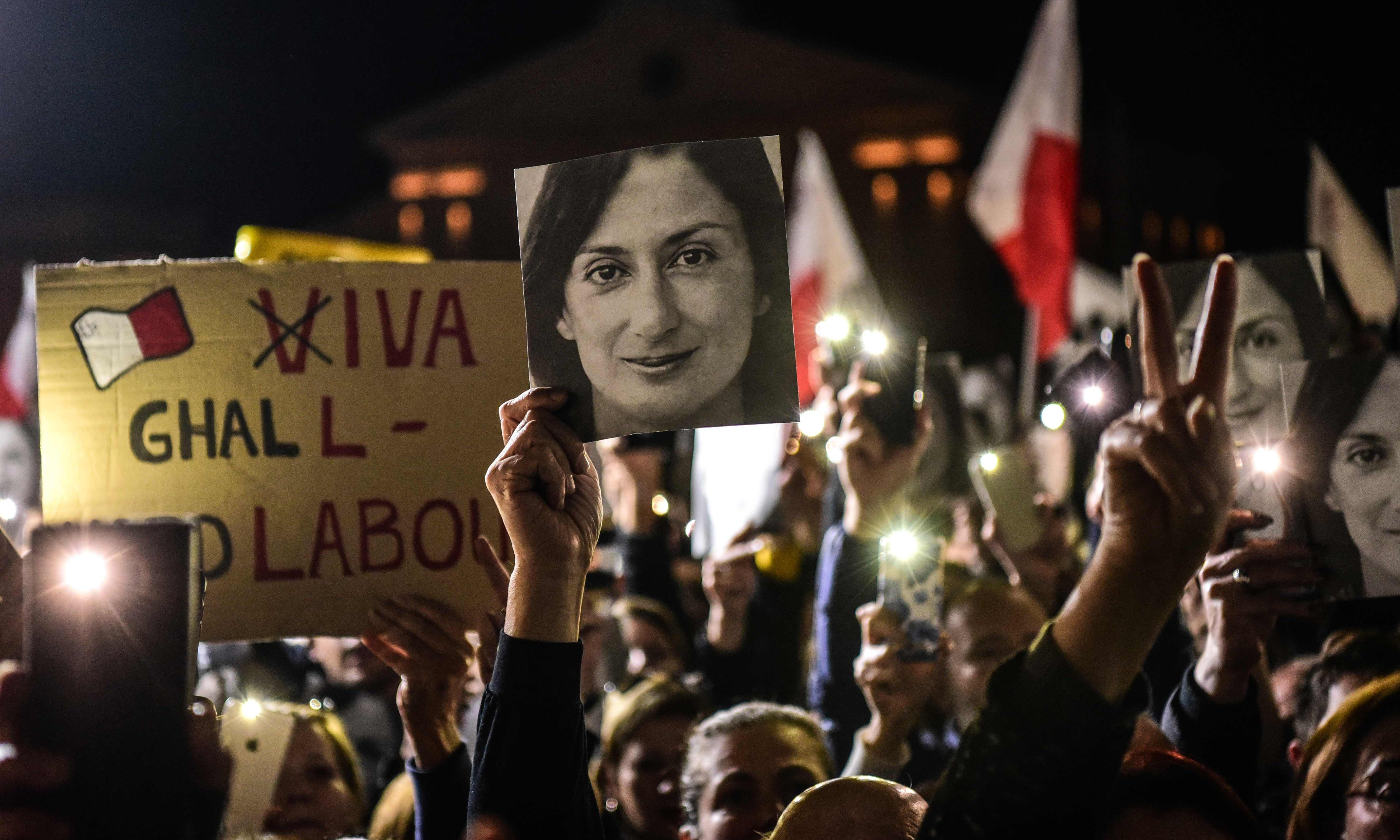 How a dog called Peter sparked Malta's political crisis
