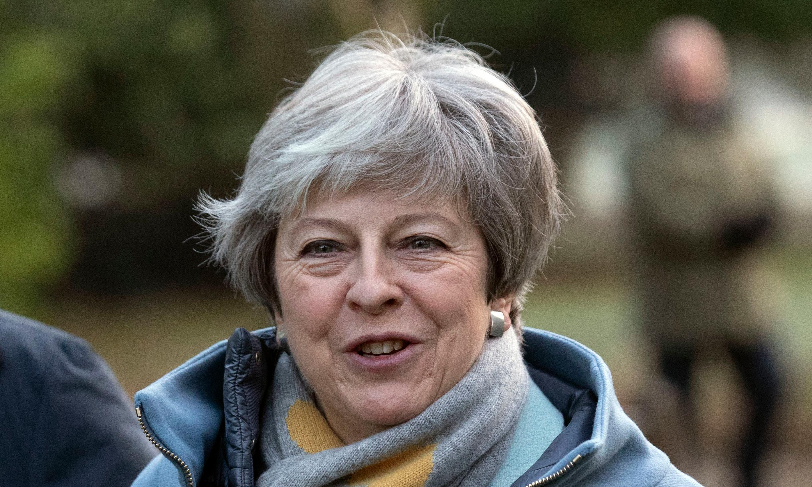 The Guardian view on Theresa May's challenge: no change, no Brexit