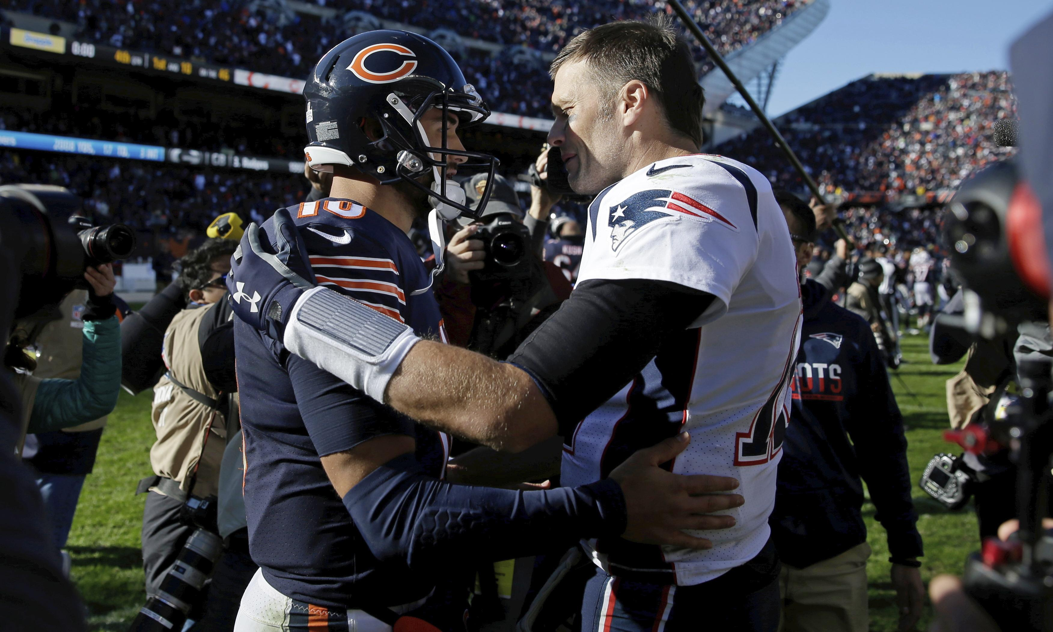 NFL wrap: Bears lose heartbreaker to Pats as Hail Mary comes up just short