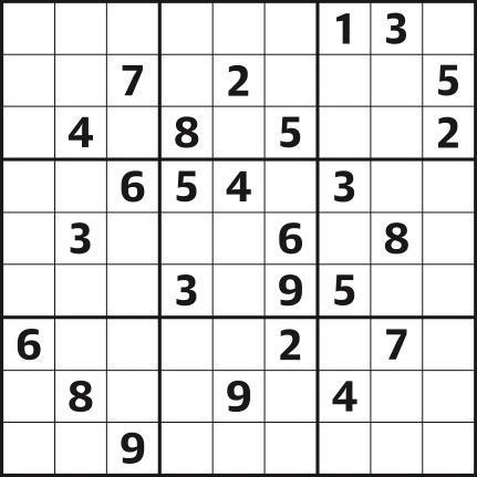 Sudoku 4,469 hard