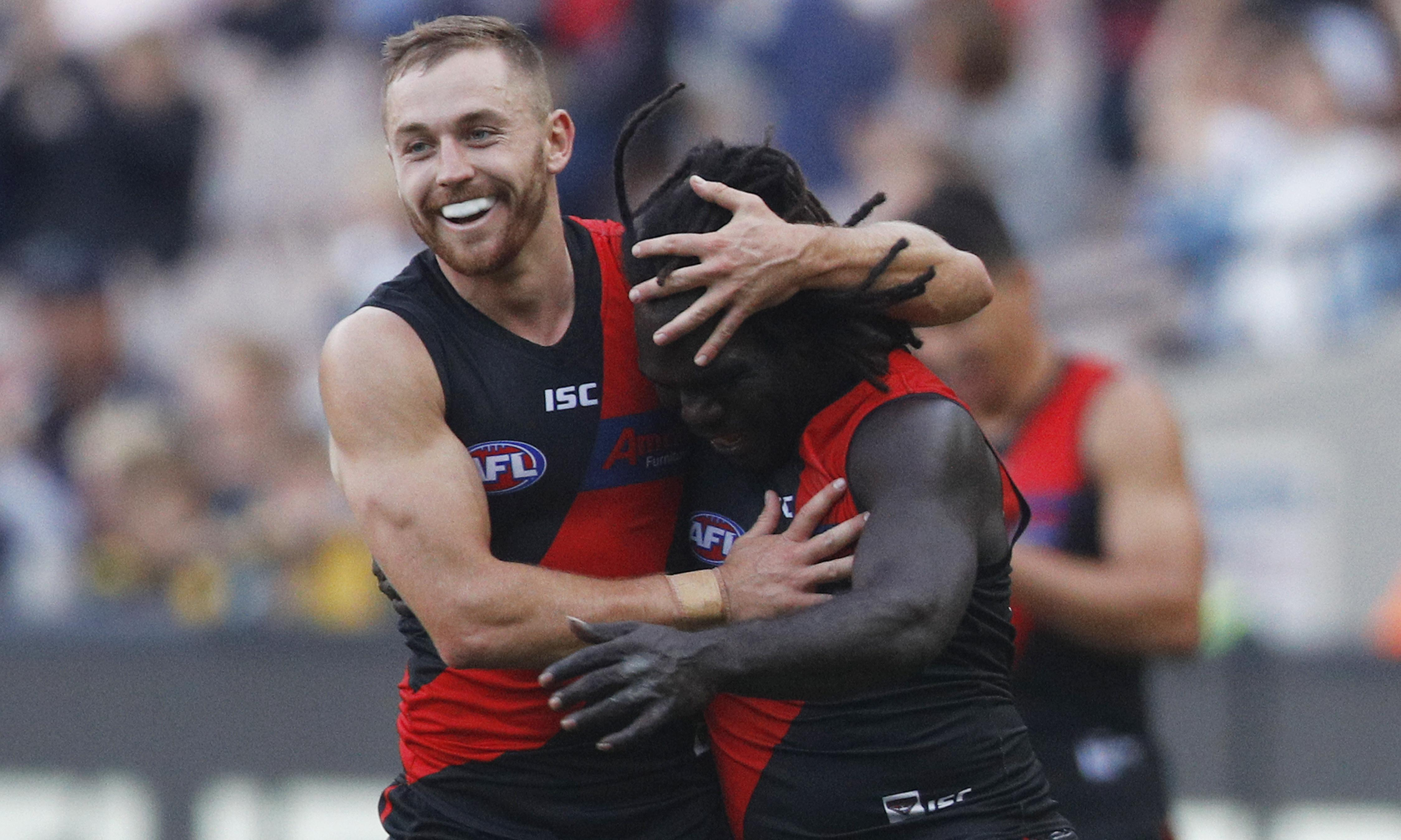 Round four of the AFL a remarkable, incomprehensible celebration