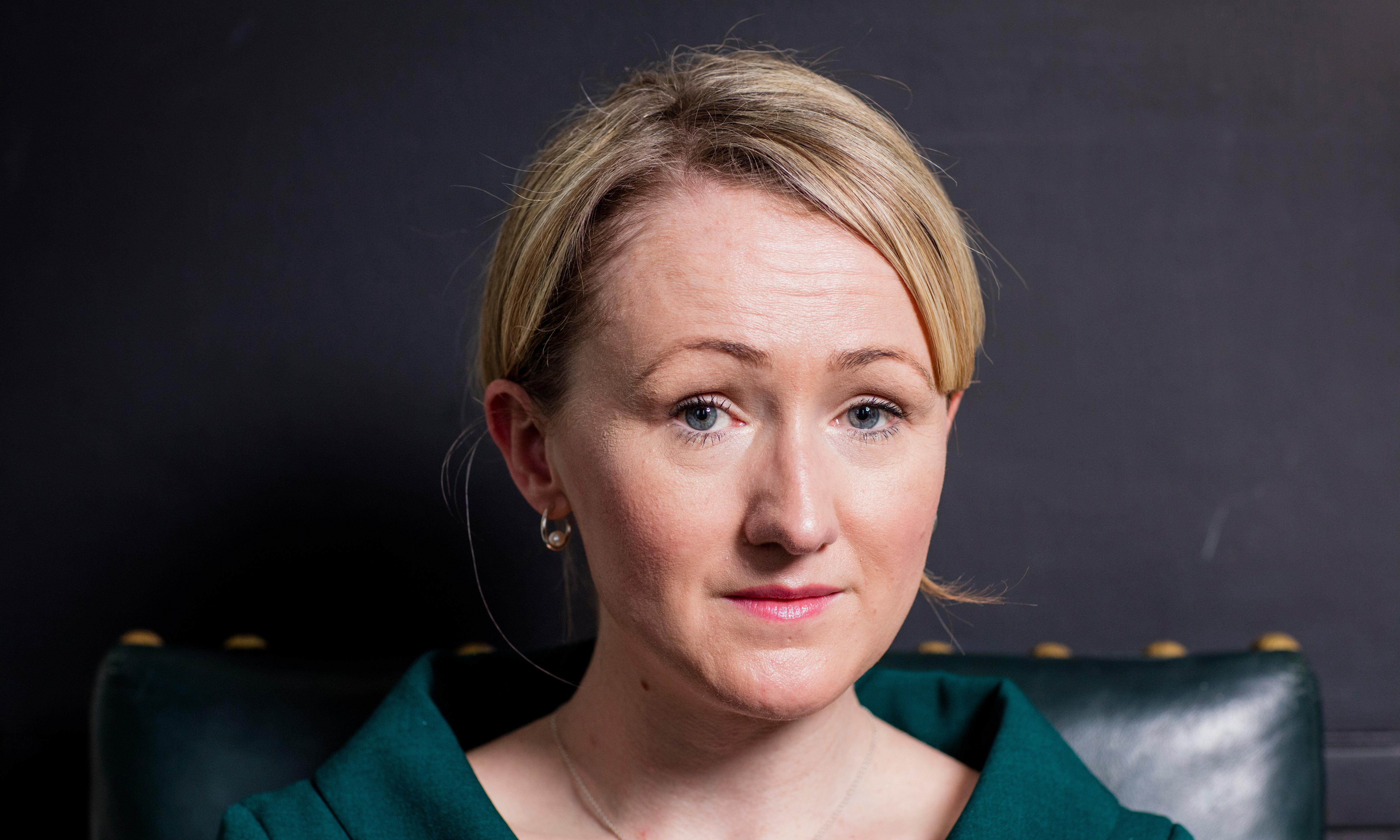 Rebecca Long-Bailey sets out vision of hope in Labour leadership pitch