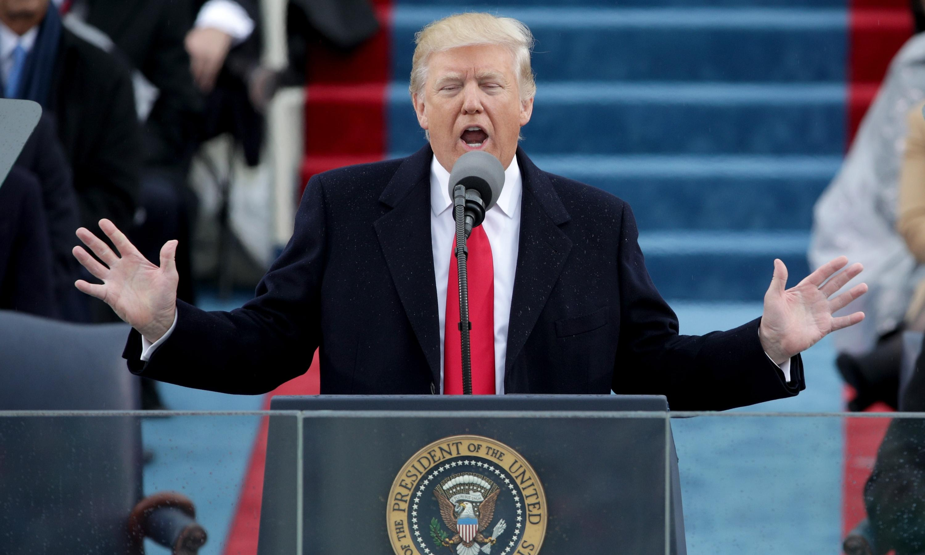 US investigates whether Trump's inaugural cash was spent improperly – report