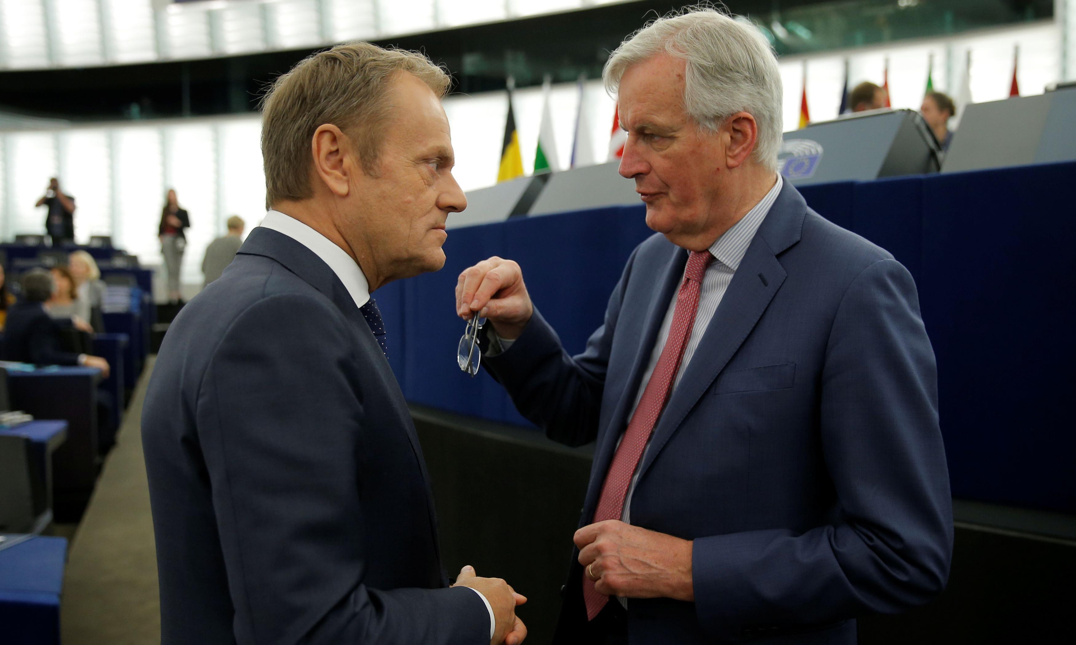 Donald Tusk indicates EU would grant Brexit extension