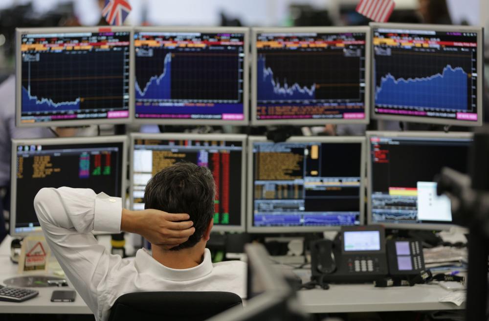 ETX Capital's trading floor.
