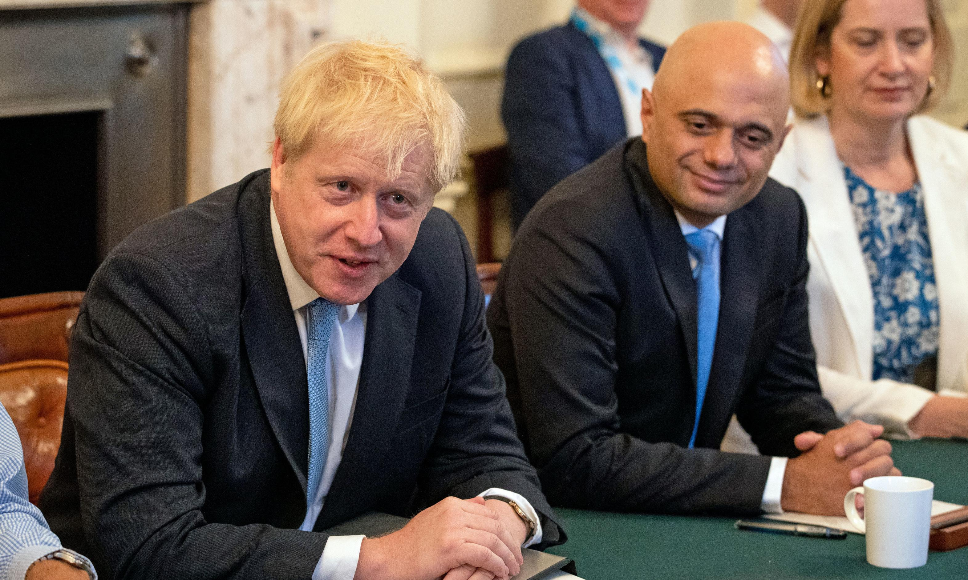 'Culture of fear' claims as Javid confronts PM over adviser's sacking