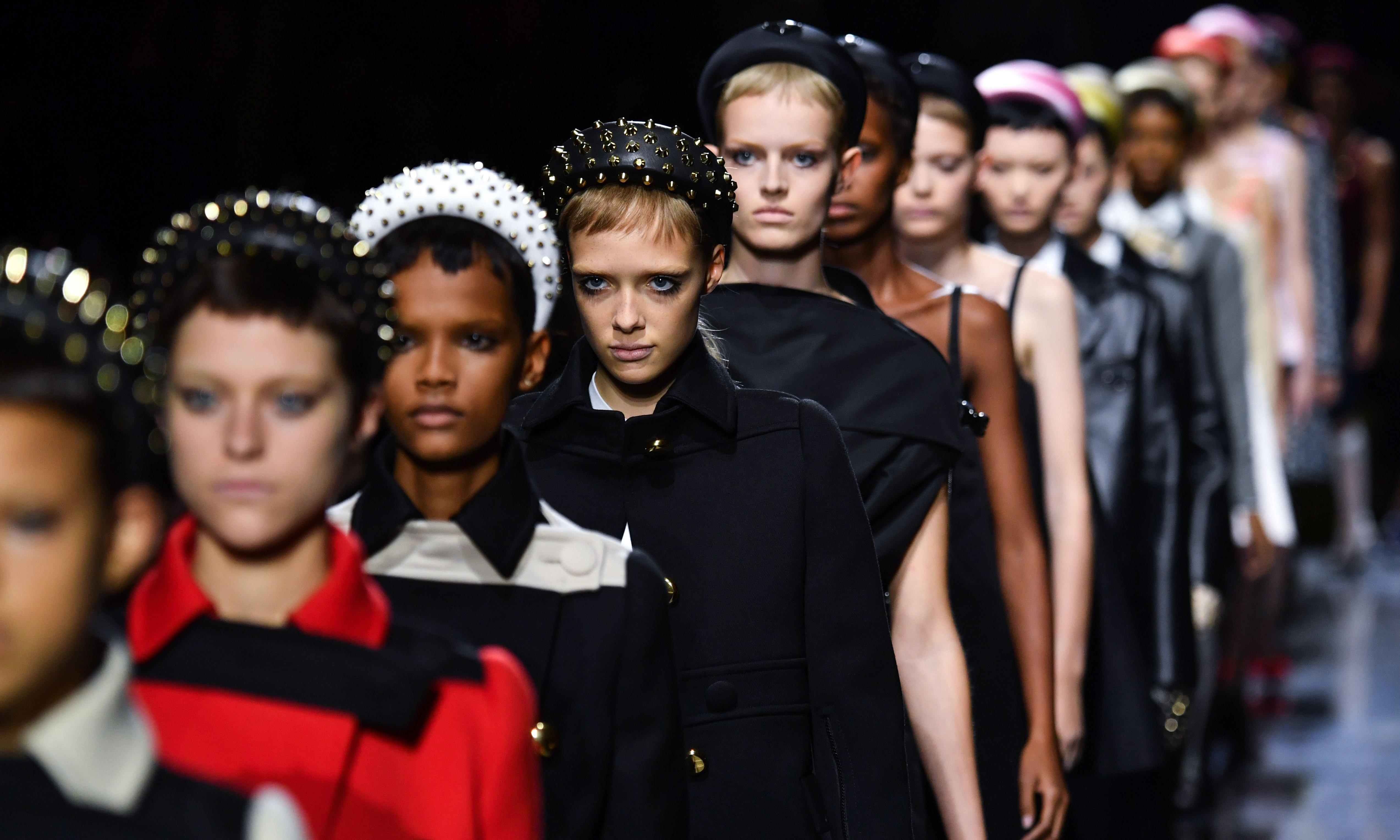 School's out: how headbands leapt from classroom to catwalk