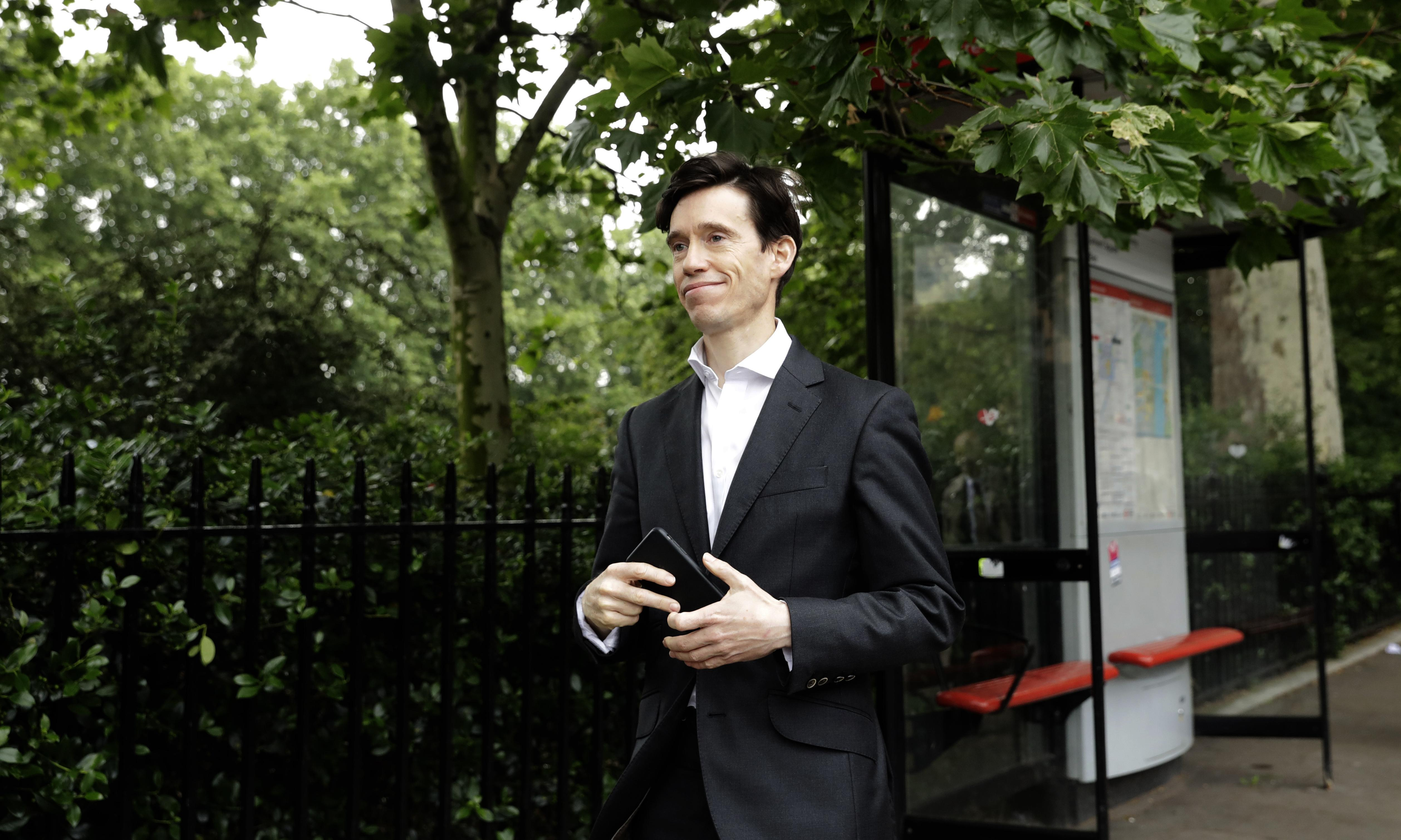 Farewell realism's Rory Stewart – elbowed out by chancers and charlatans