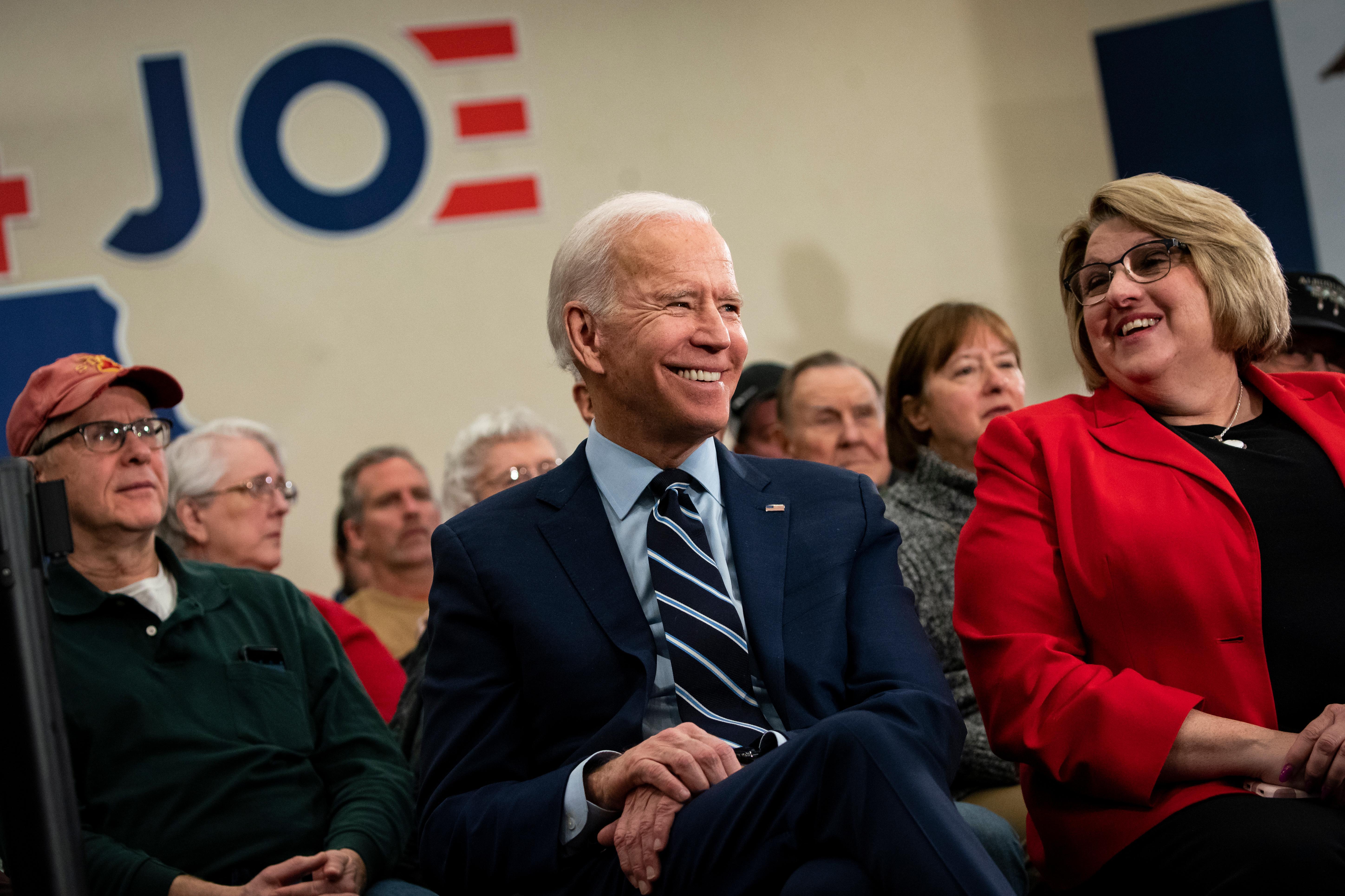 Could Joe Biden lose Iowa but win the Democratic nomination?