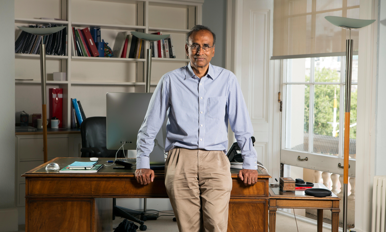 Venkatraman Ramakrishnan: 'Britain's reputation has been hurt'