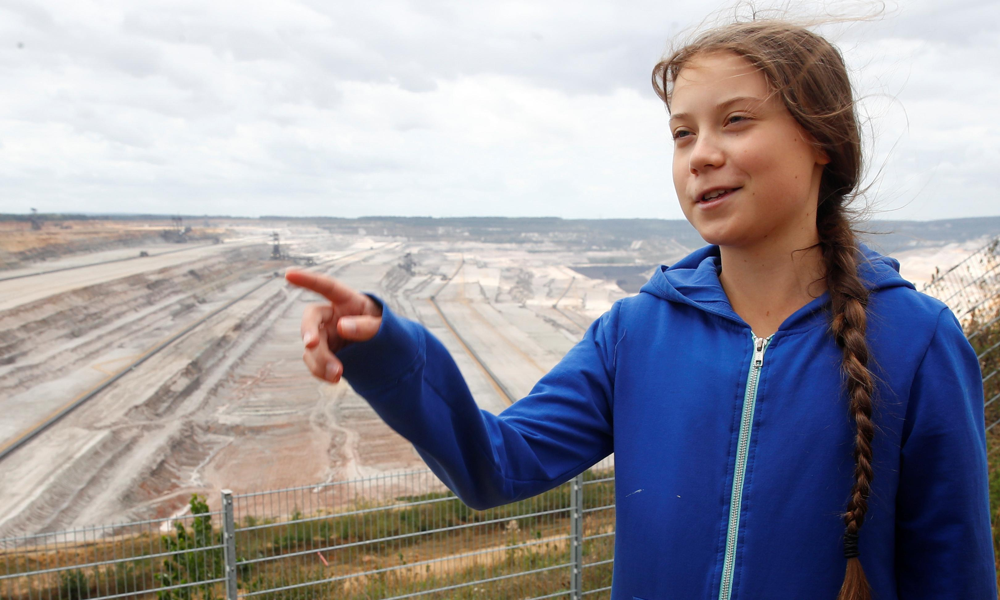 'Greta effect' leads to boom in children's environmental books