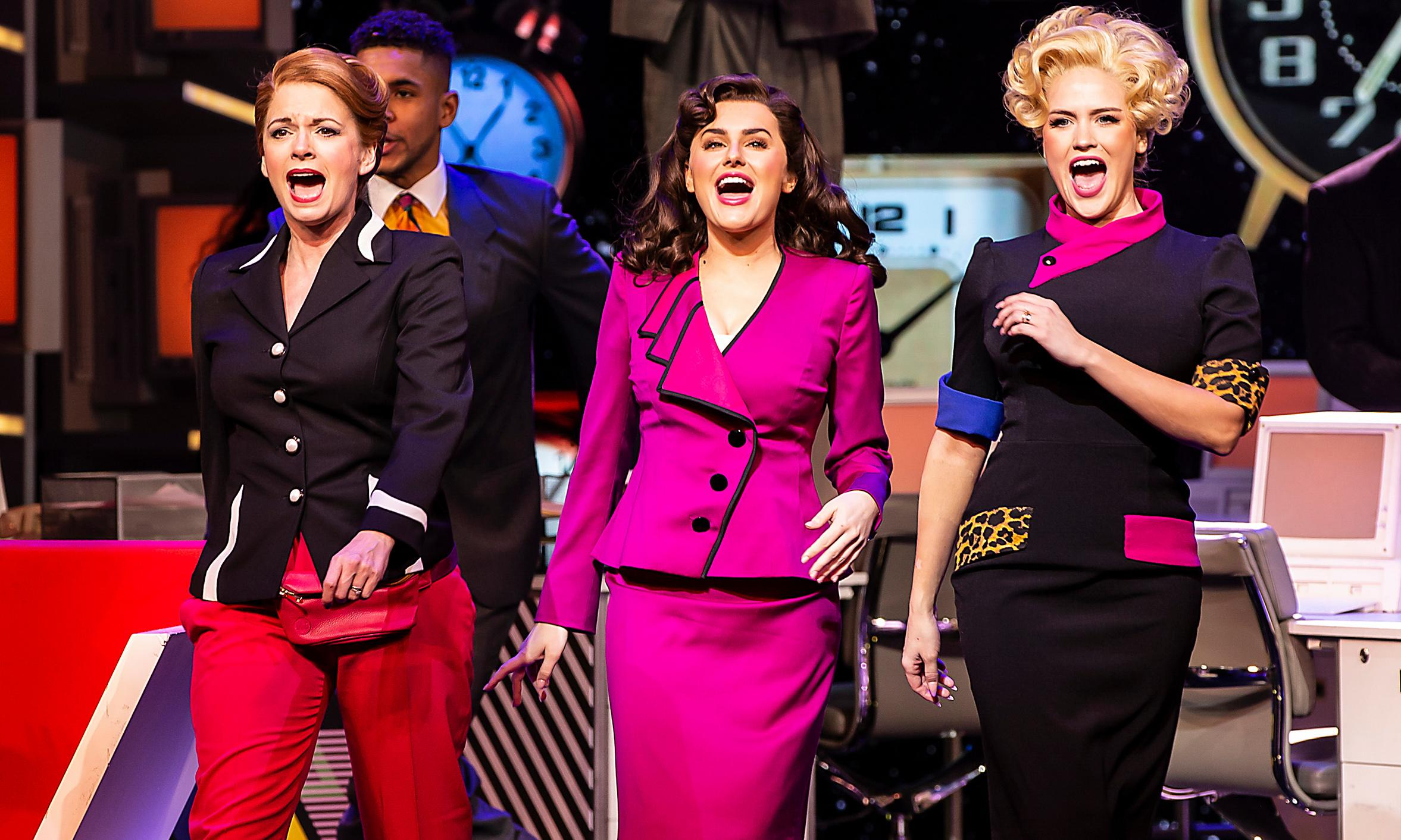 9 to 5 The Musical review – slick and stylish Dolly Parton period piece