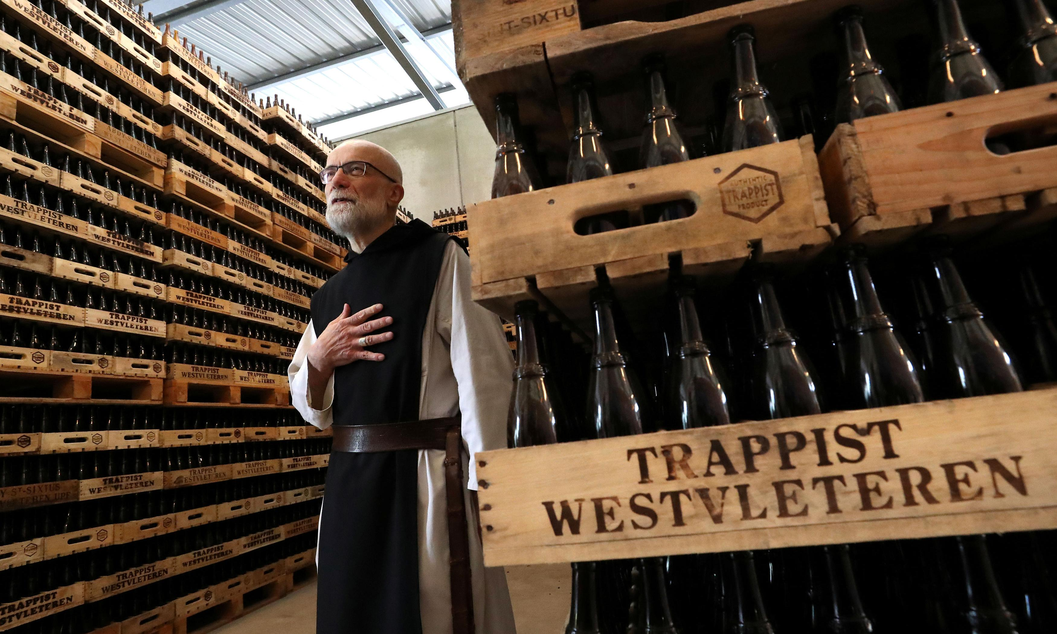Belgian monks finally launch website to sell 'world's best beer'