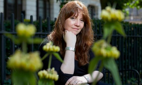 Teri Pengilley for The Guardian Irish writer Eimear McBride yesterday won the Baileys women's prize for fiction with her first novel A Girl is a Half-formed Thing.