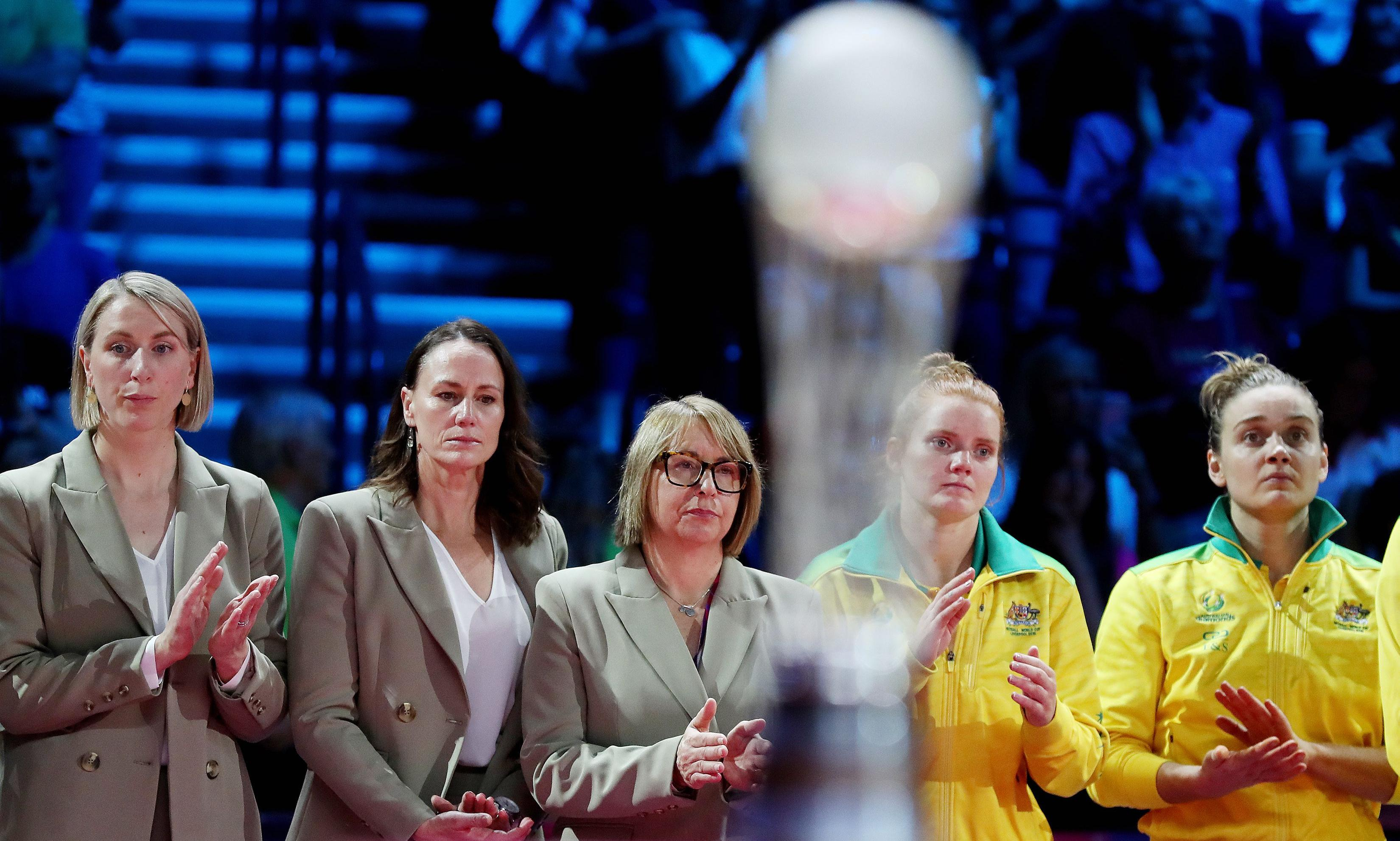 Diamonds coach Lisa Alexander fears the axe after Netball World Cup disappointment