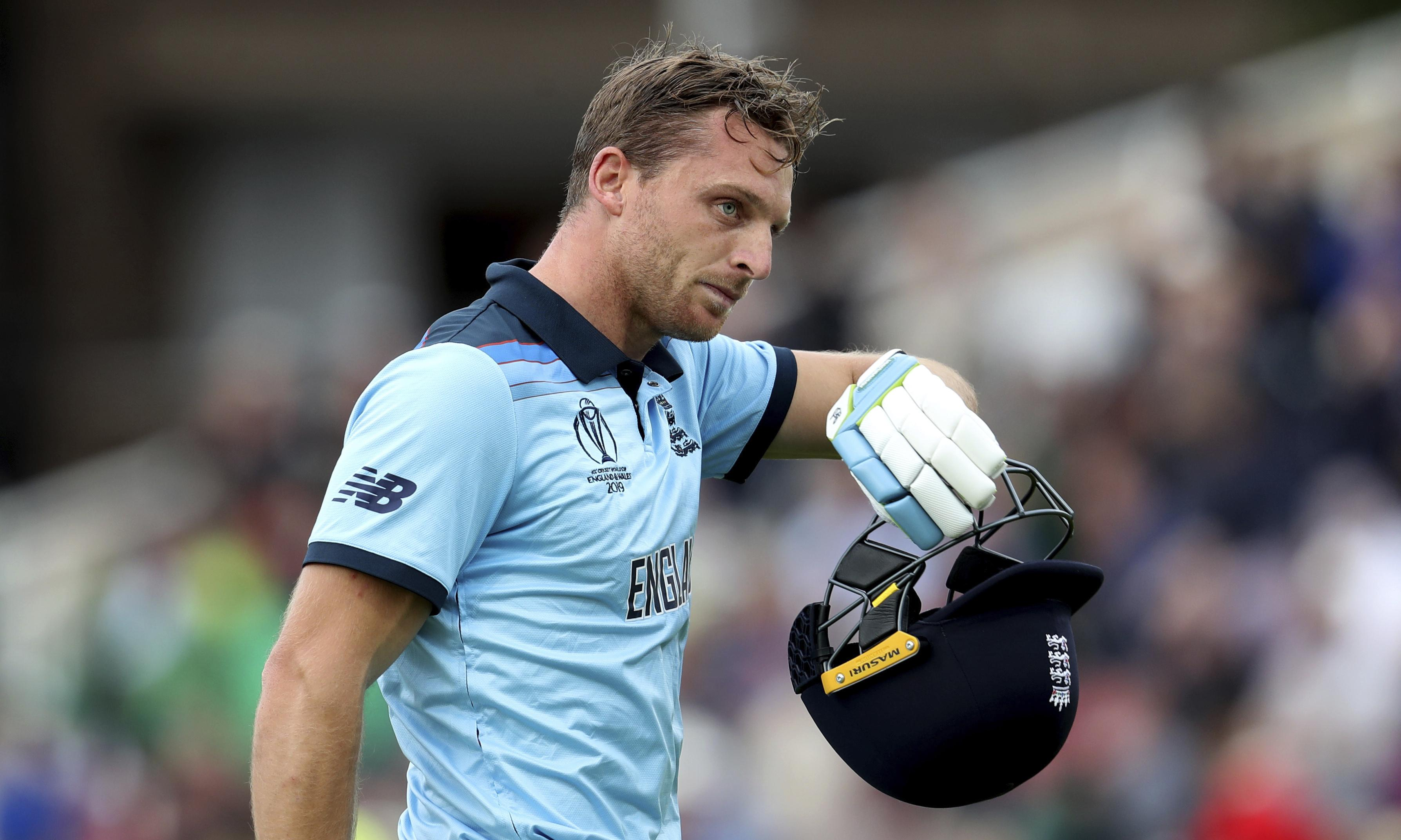 Jos Buttler could be given leading role for England against Afghanistan