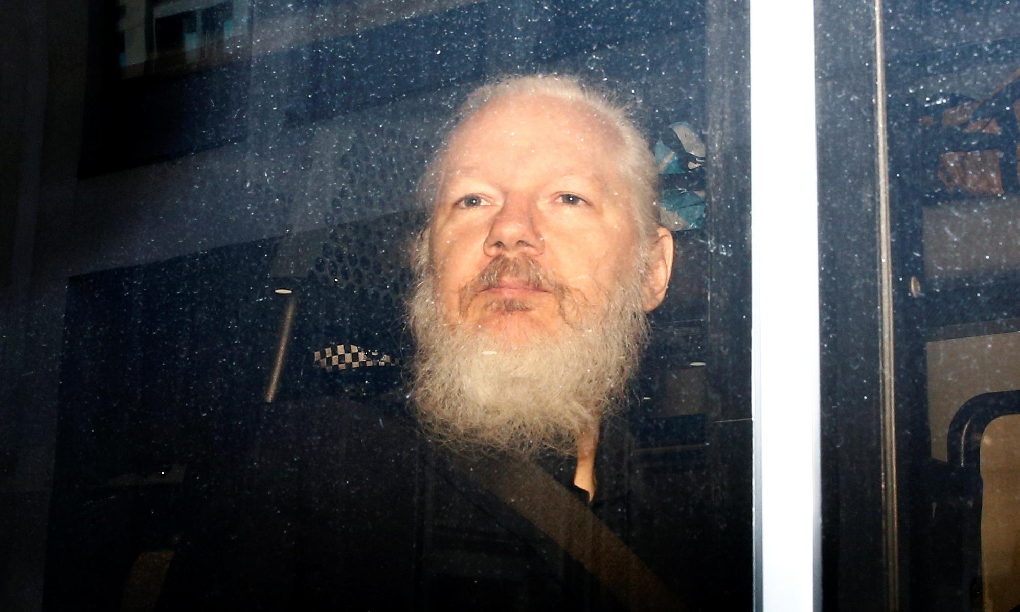 The seven-year itch: Assange's awkward stay in the embassy