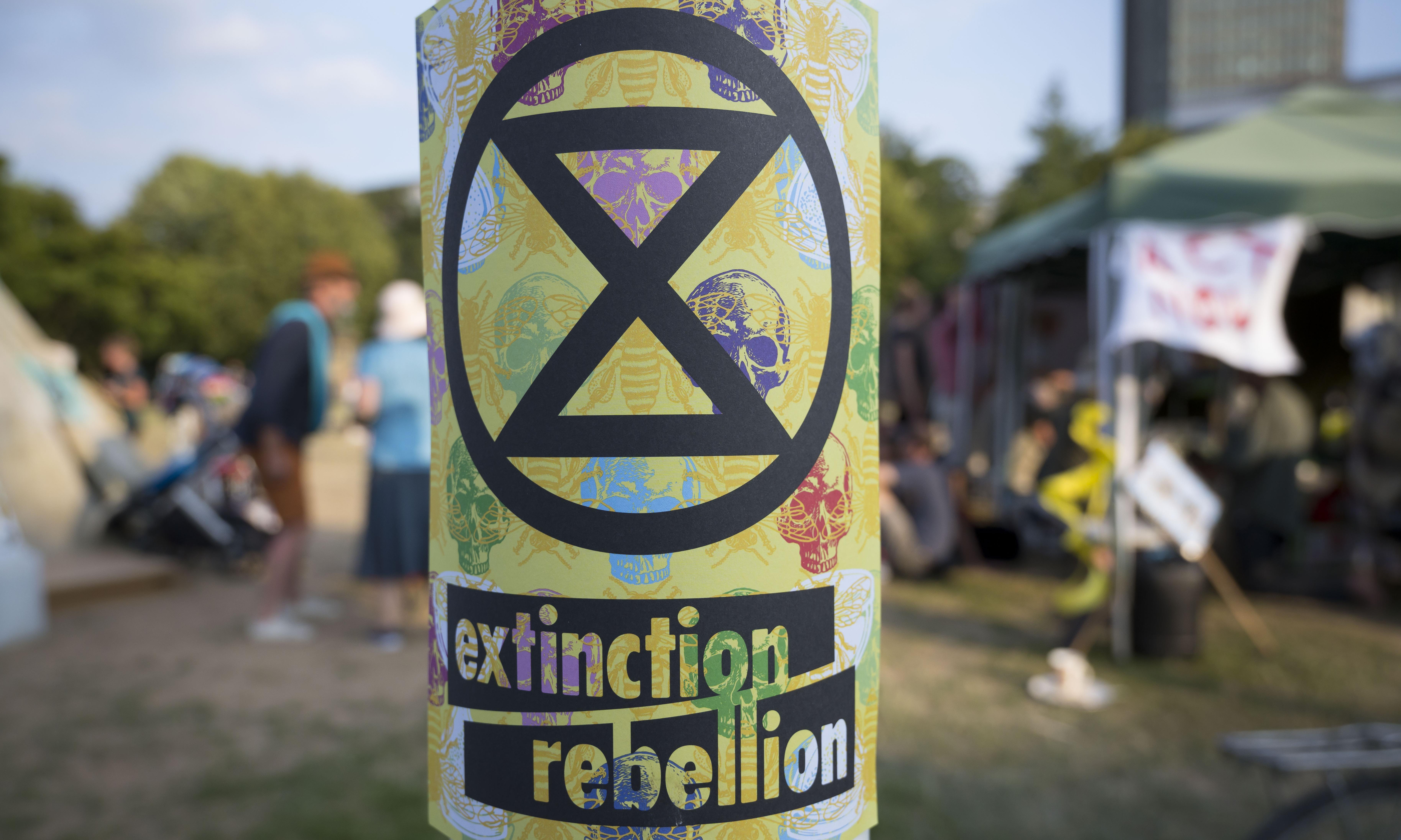Extinction Rebellion protesters arrested in Bristol