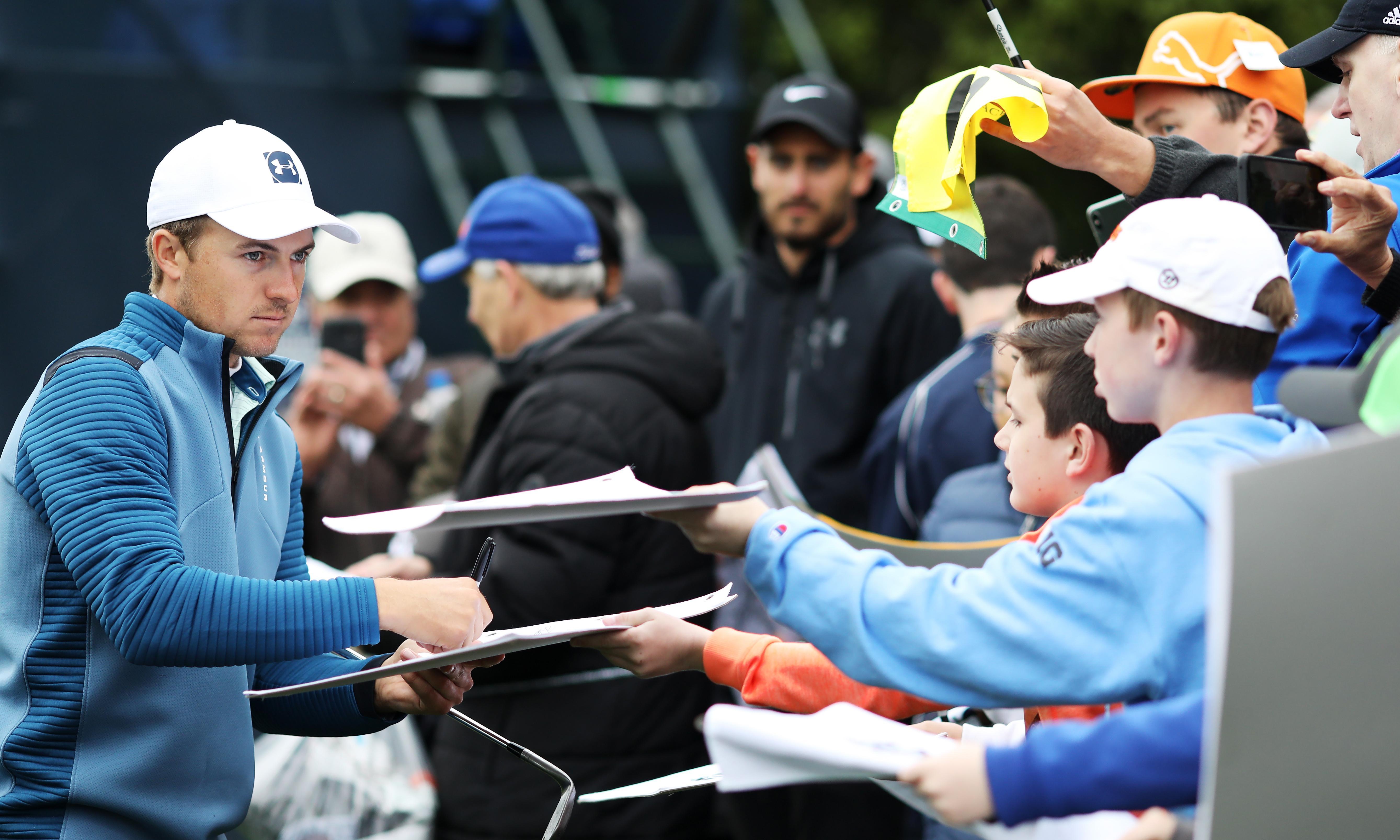 US PGA Championship: Jordan Spieth hunting career slam and end to slump