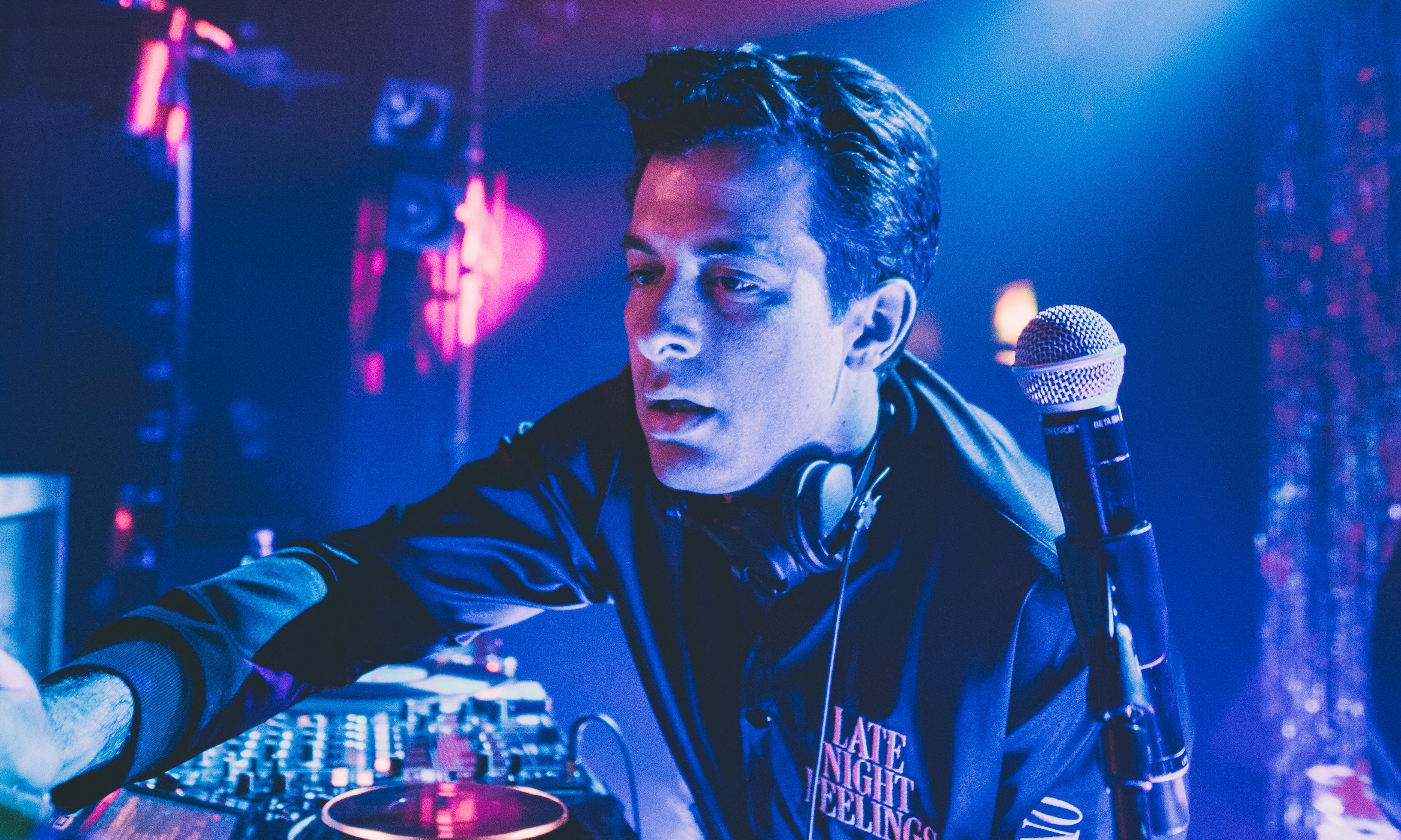 Mark Ronson review – tears on the dancefloor for sad-sack DJ set