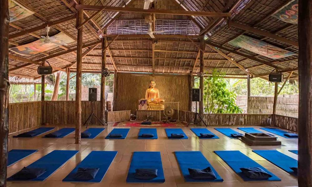 Hariharalaya Yoga Retreat, Cambodia