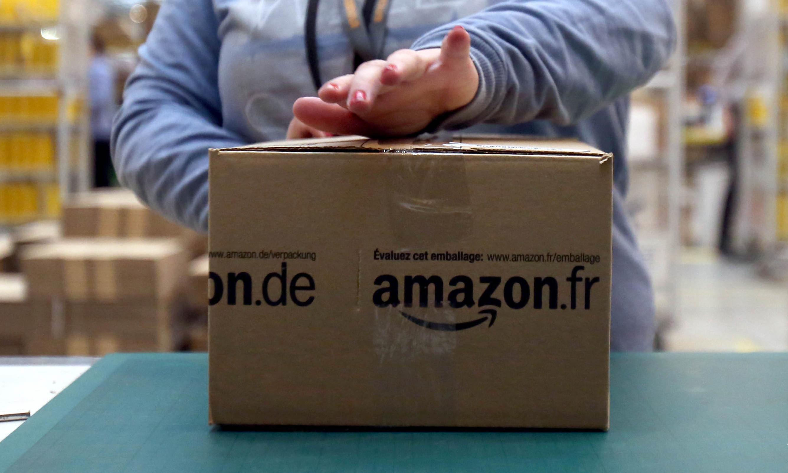 Amazon creates 600 technology jobs in Manchester
