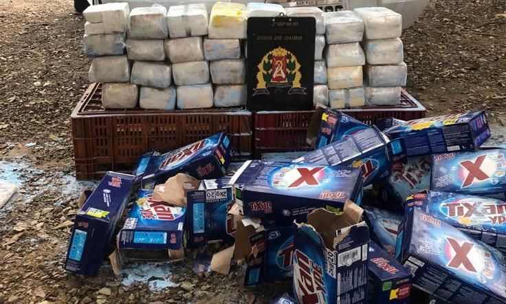 Money laundering? Man finds cocaine in washing powder box in Brazil shop
