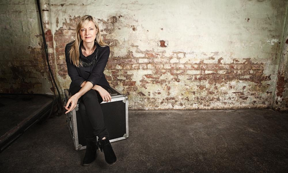6 Music's Mary Anne Hobbs.