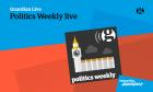 Join the Politics Weekly live discussion