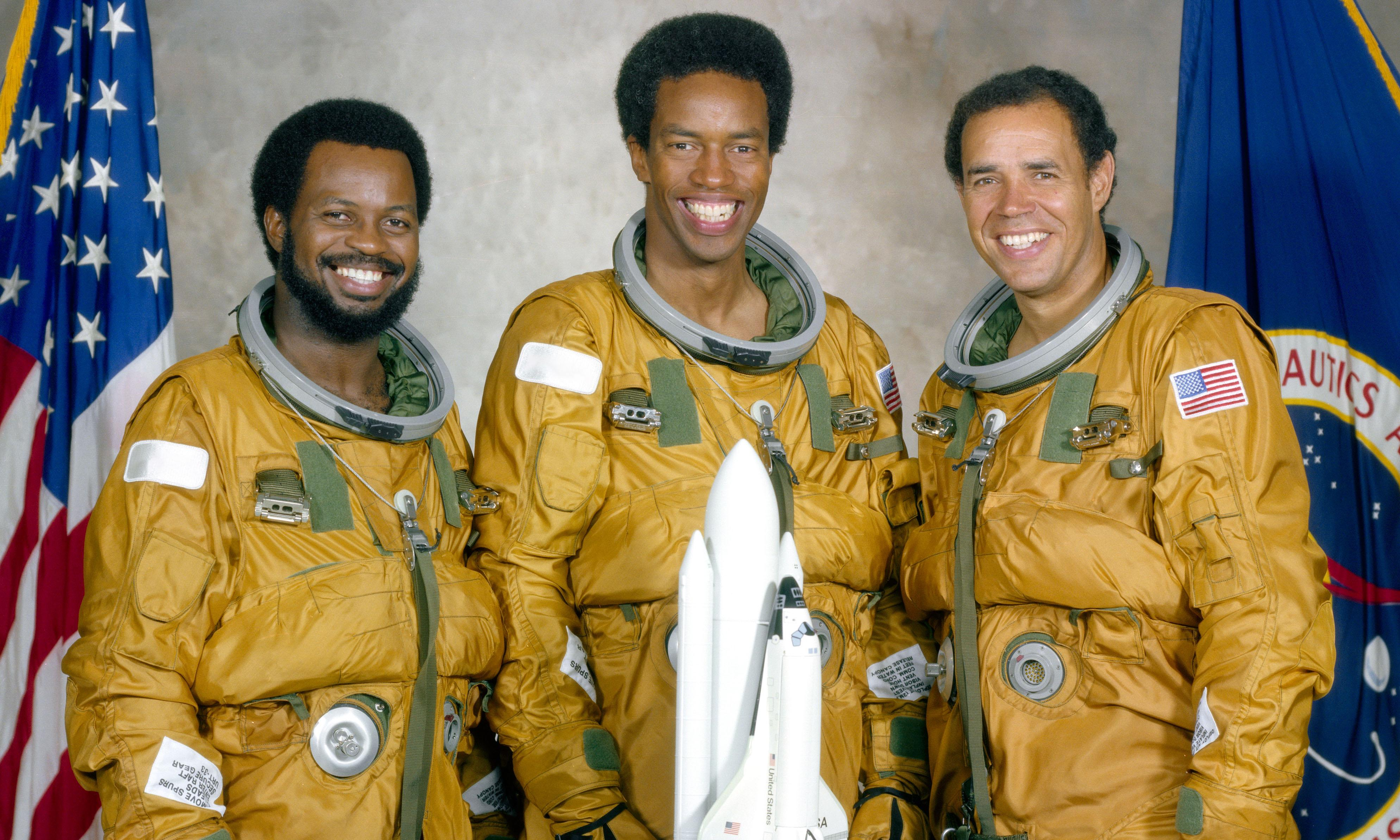 Breaking the color barrier: behind the long fight to diversify space