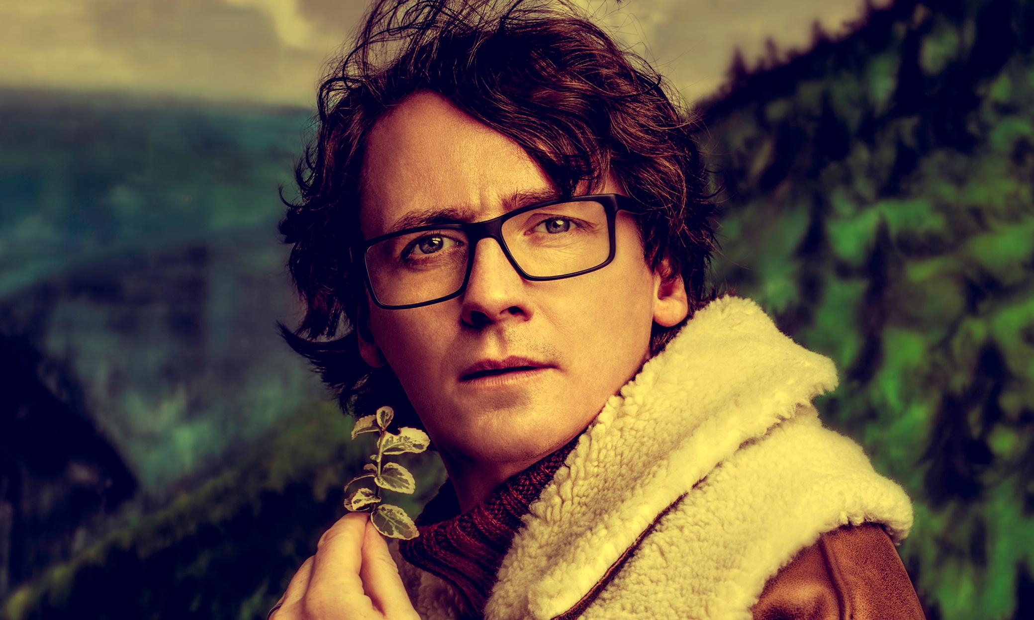 Ed Byrne: 'I laughed so much I burst a blood vessel'