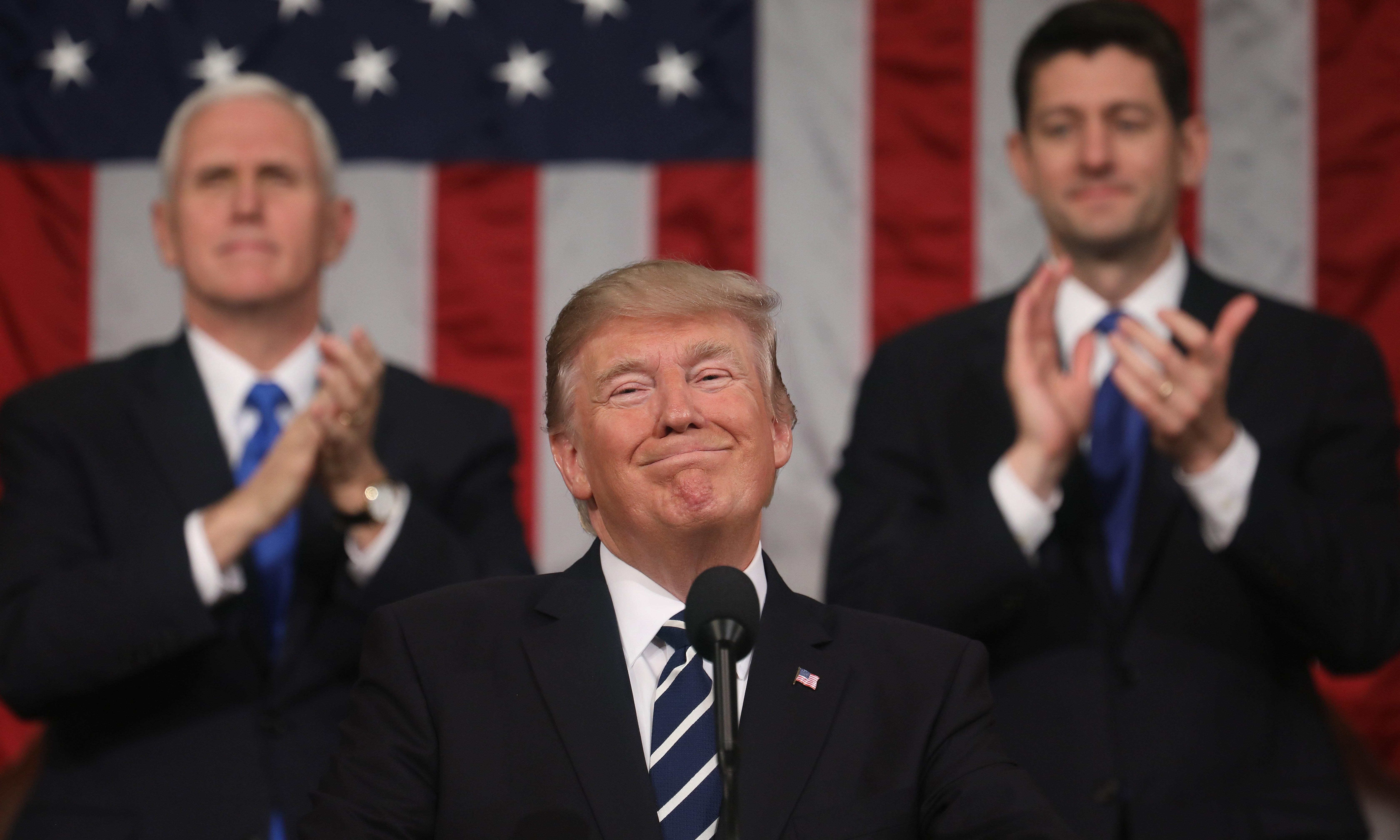Workers barely benefited from Trump's sweeping tax cut, investigation shows