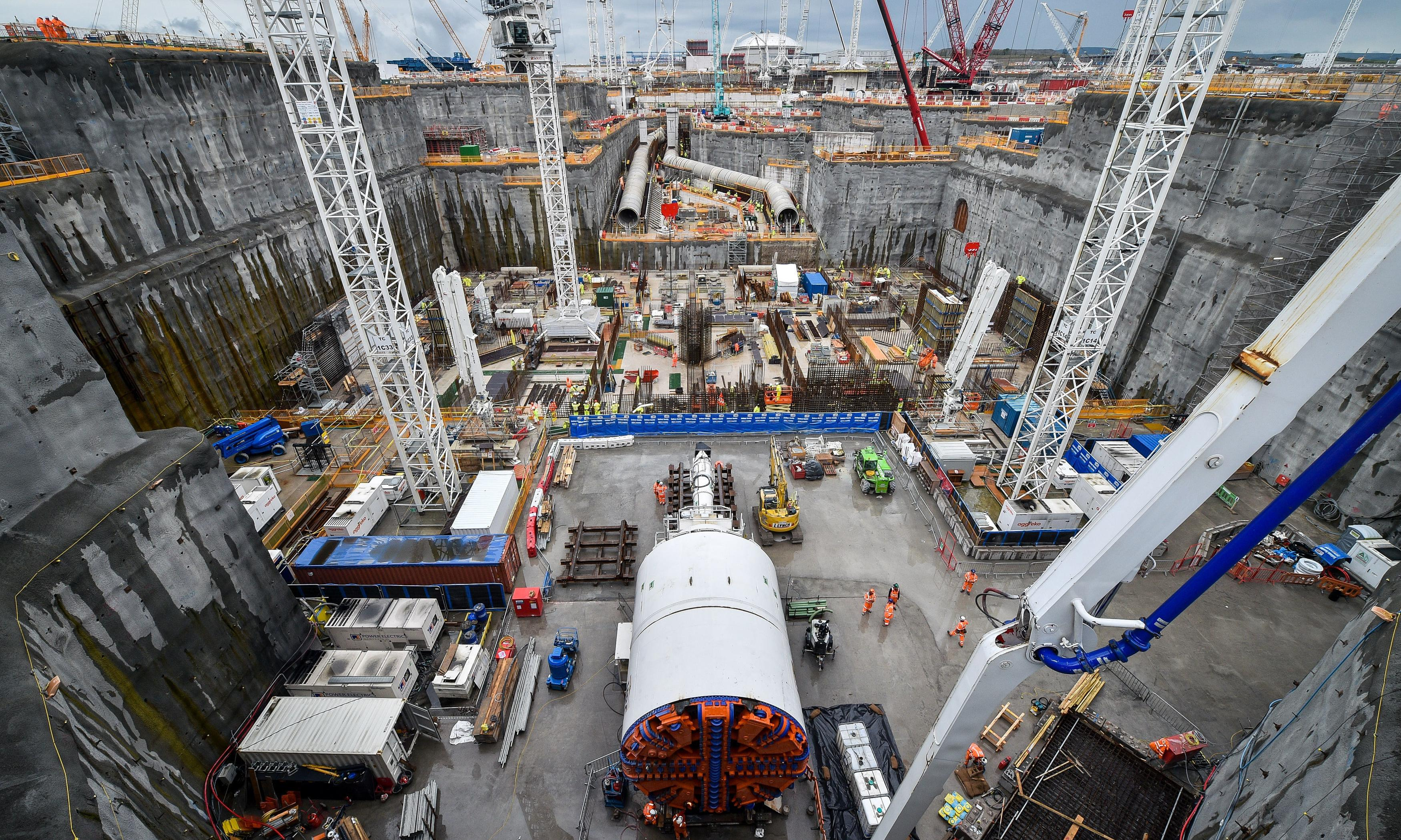 New UK nuclear funding model could leave taxpayers liable