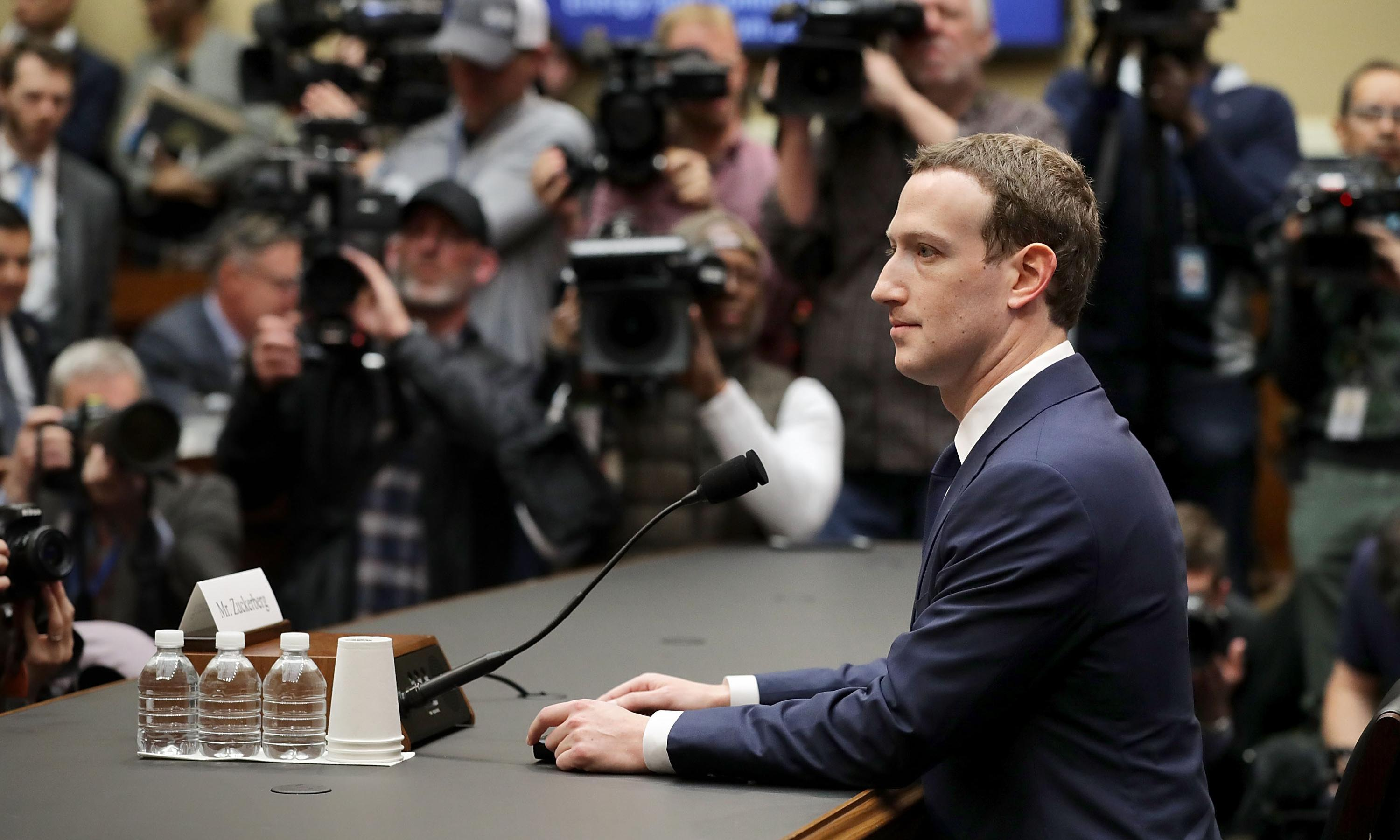 Break up Facebook (and while we're at it, Google, Apple and Amazon)