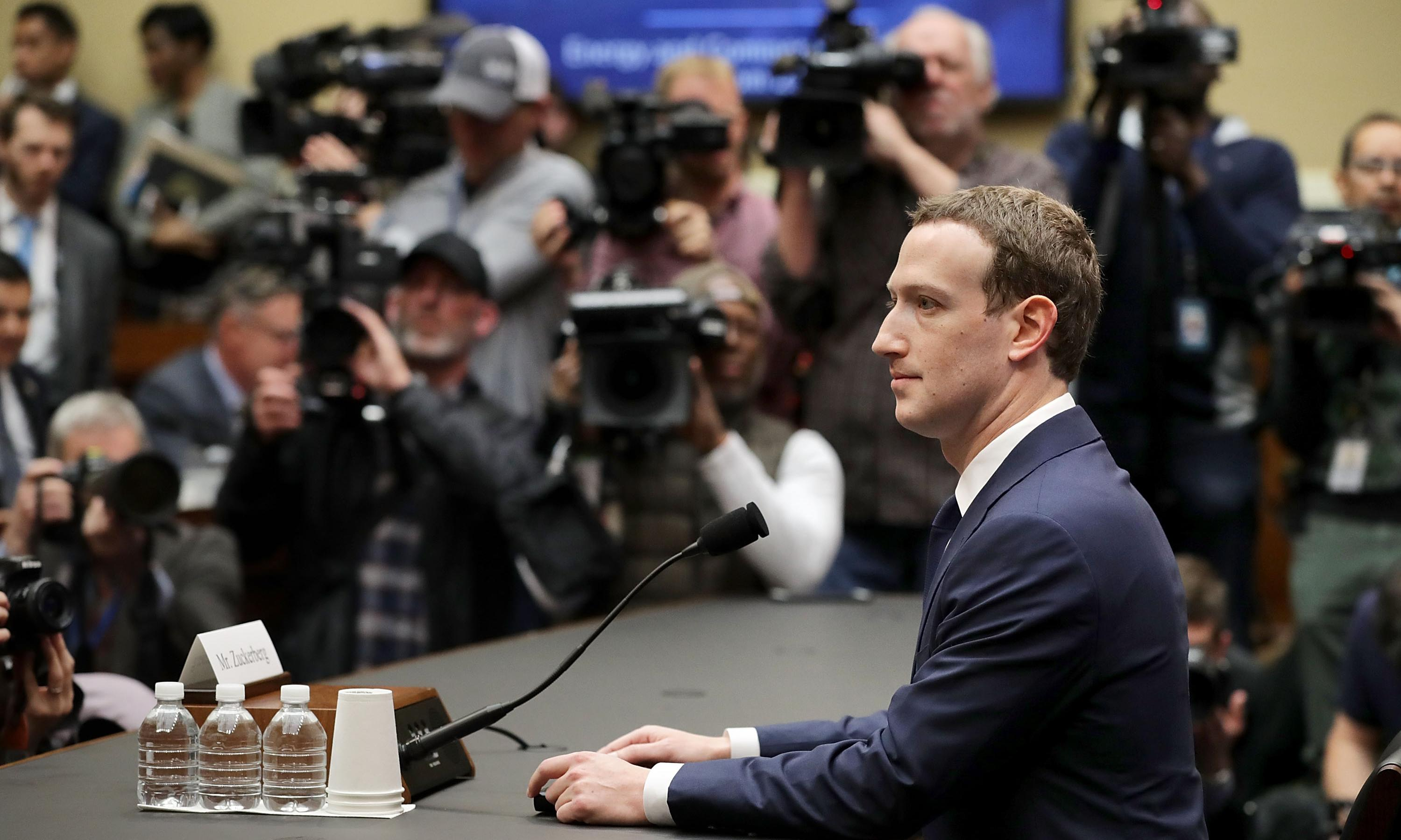 Facebook fined for data breaches in Cambridge Analytica scandal