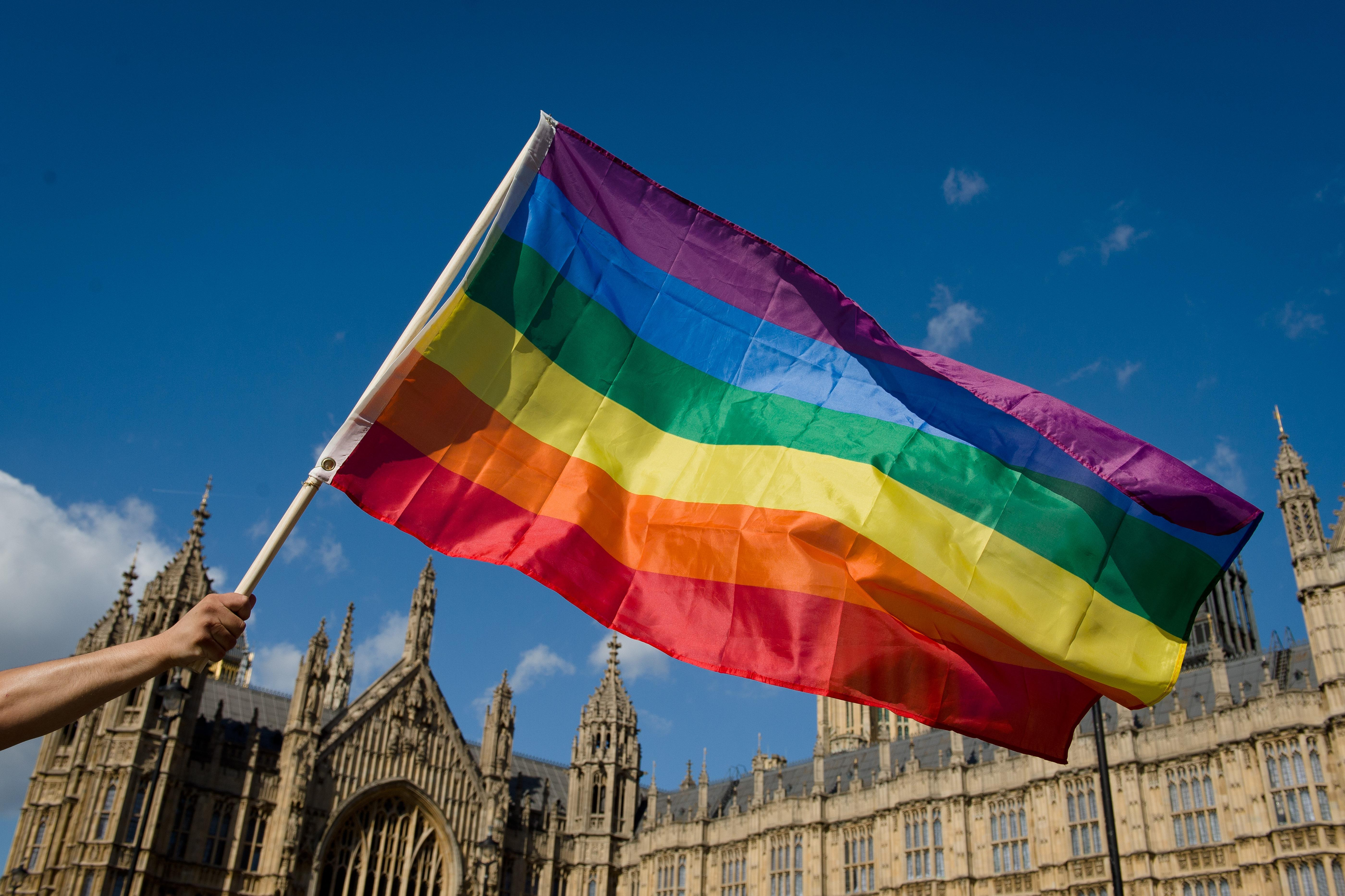 Moments from LGBT history: London Metropolitan Archives