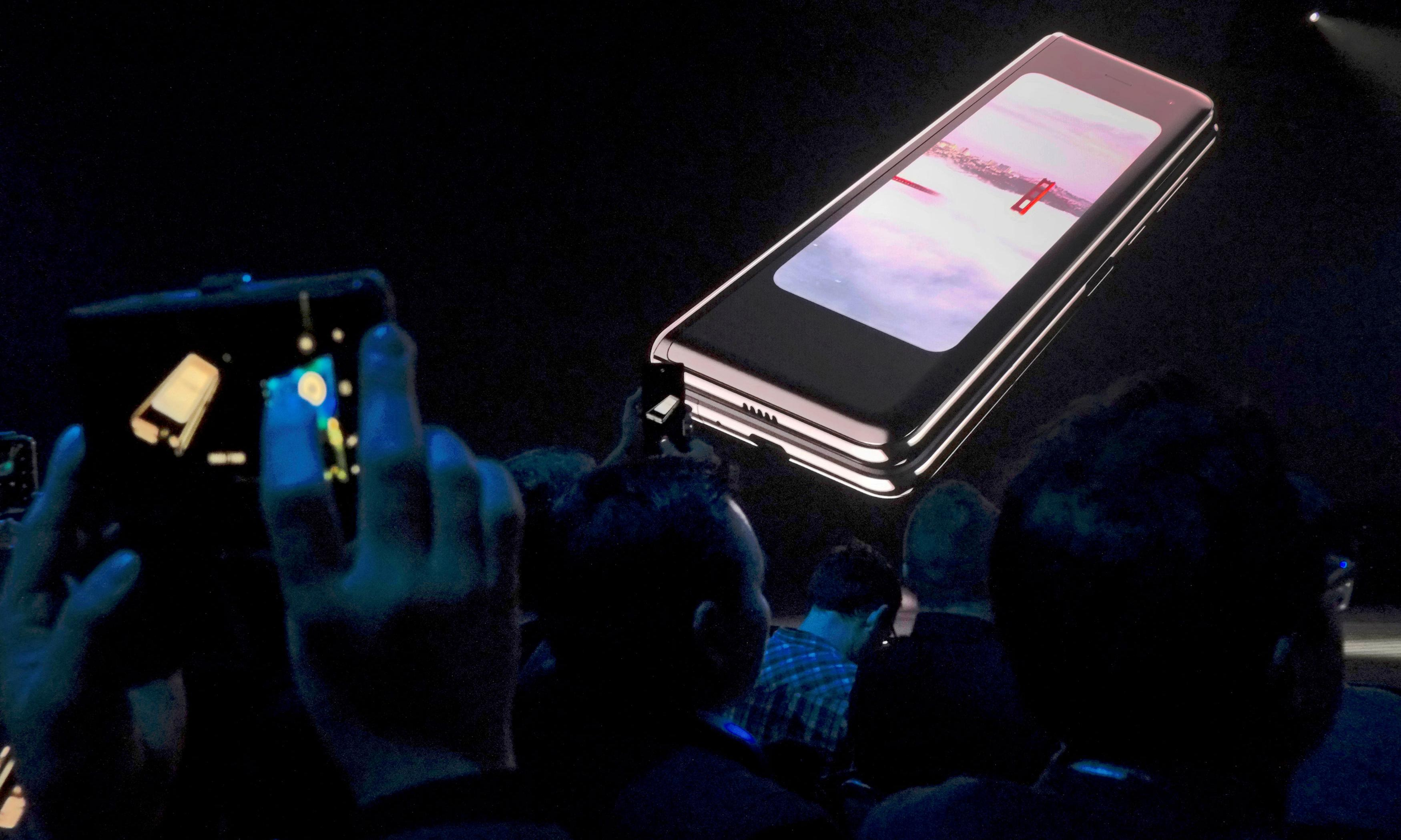 Innovate? Big tech would rather throw us a broken Samsung Galaxy Fold