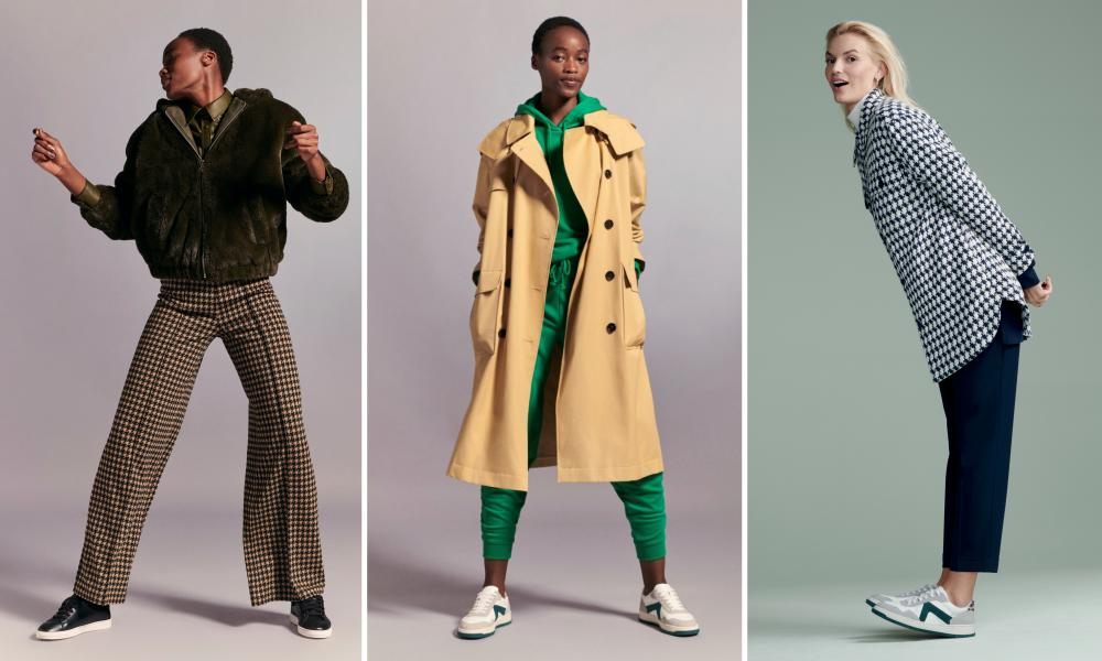 Marks and Spencer's autumn collection 2021