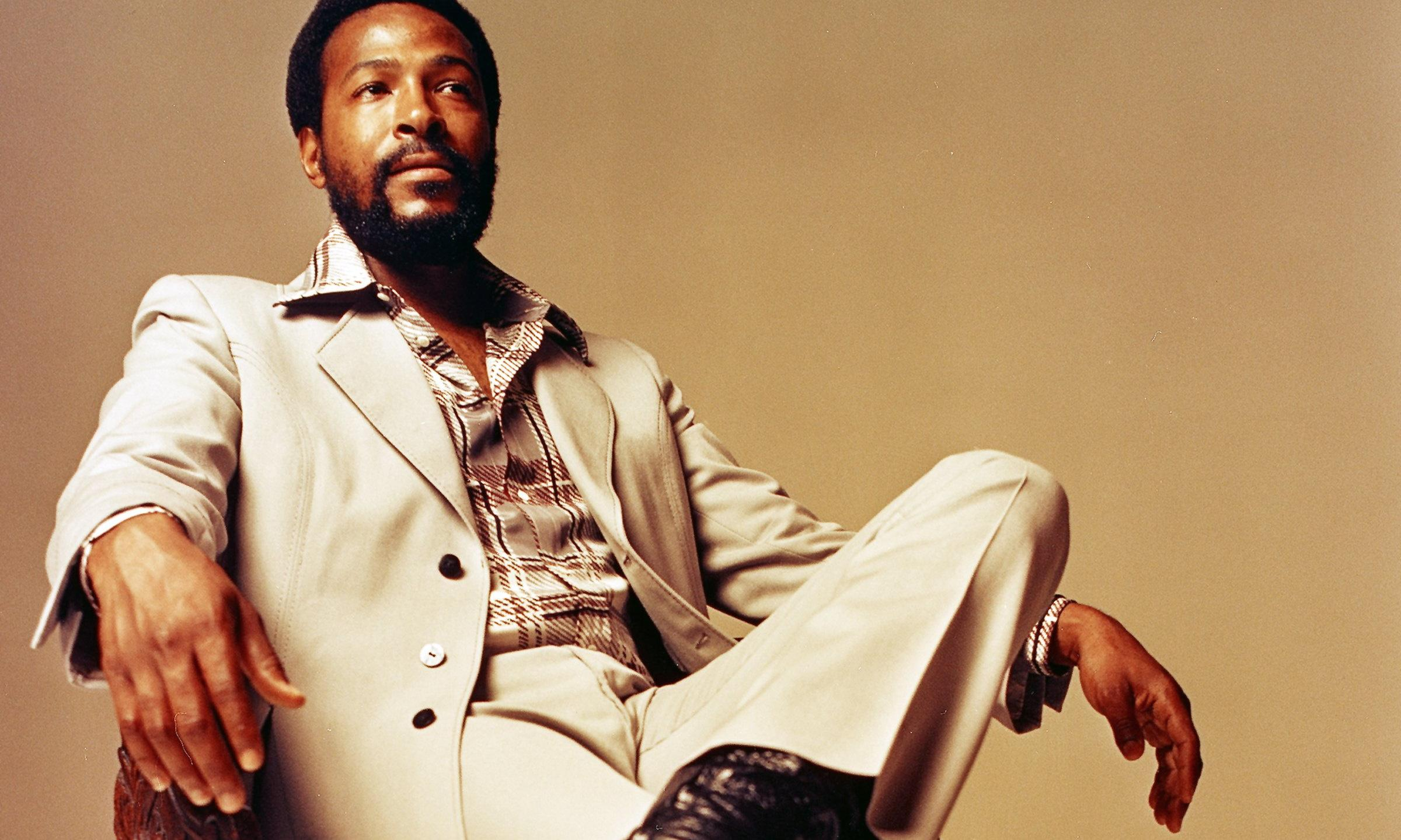 Marvin Gaye: You're the Man review – 'lost album' at crossroads of soul