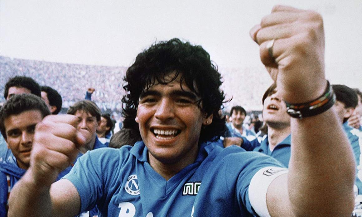 Diego Maradona review – flashy study of football's flawed genius